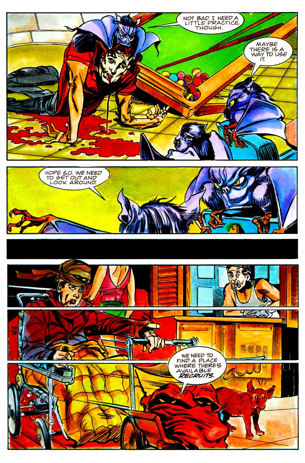 Fright Night issue 3 - Page 7