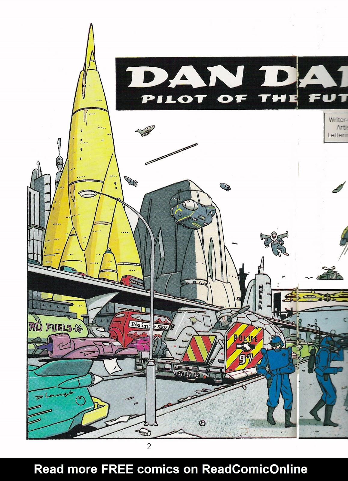 Read online Dare comic -  Issue #1 - 4