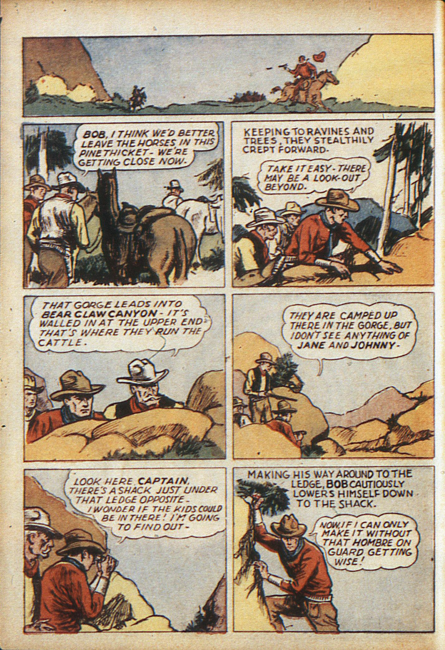 Read online Adventure Comics (1938) comic -  Issue #10 - 7