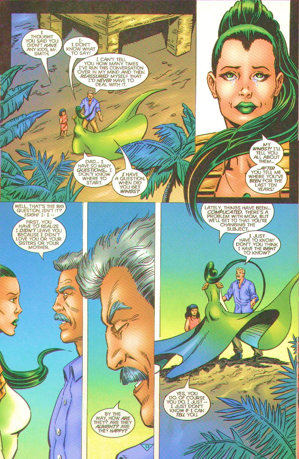 Read online Trinity Angels comic -  Issue #10 - 11