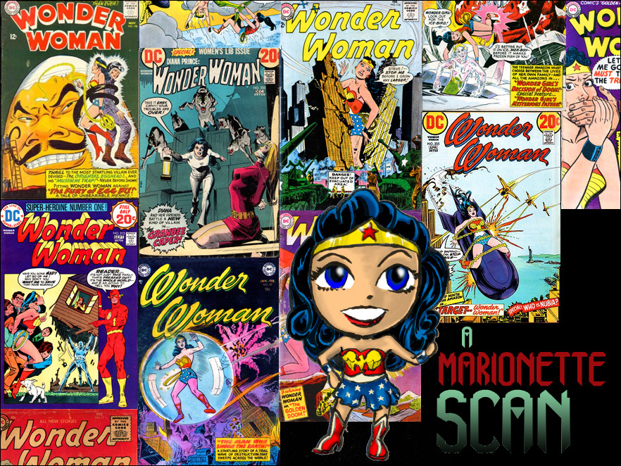 Read online Wonder Woman (1942) comic -  Issue #173 - 37
