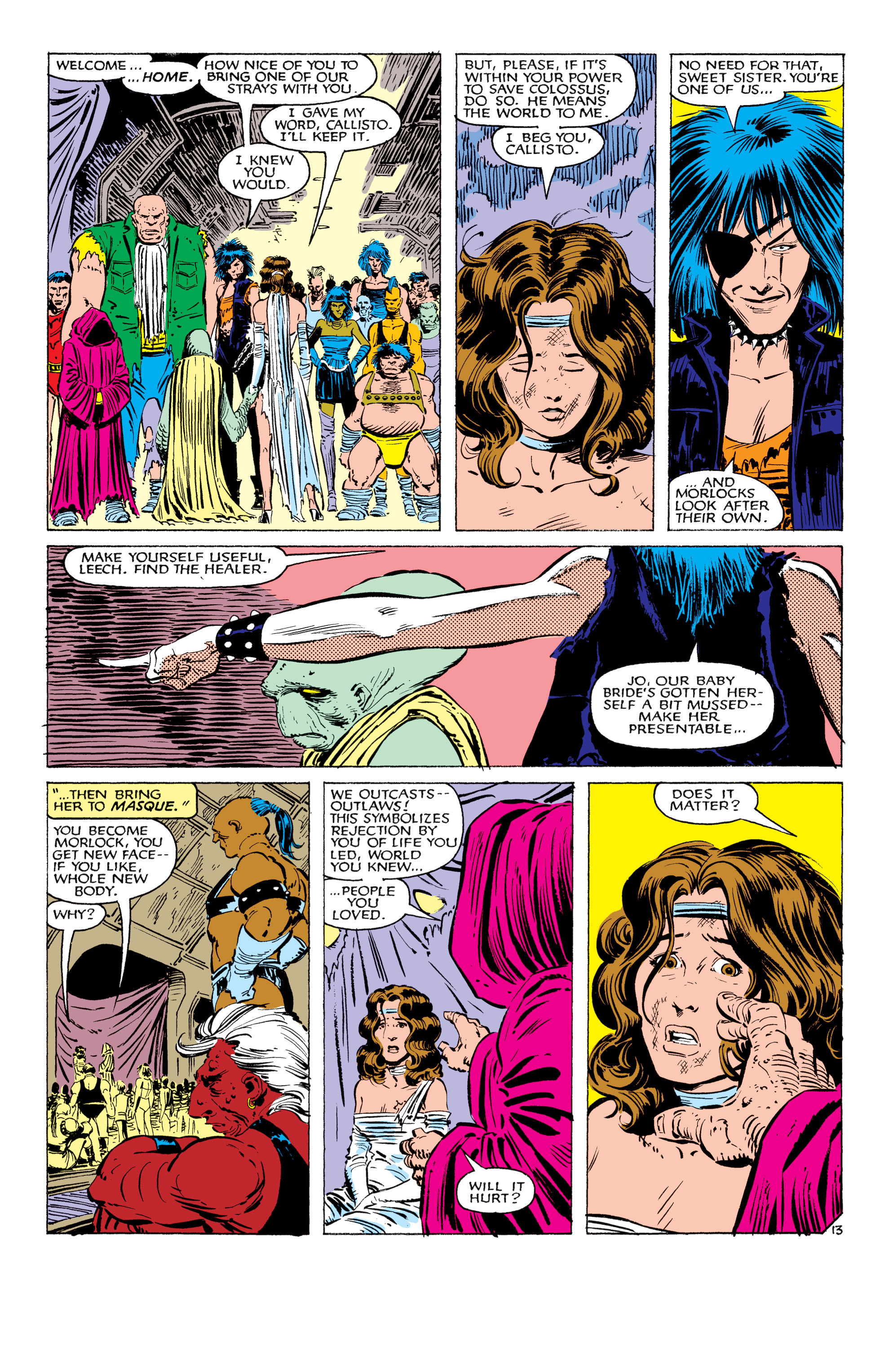 Read online Uncanny X-Men (1963) comic -  Issue #179 - 14