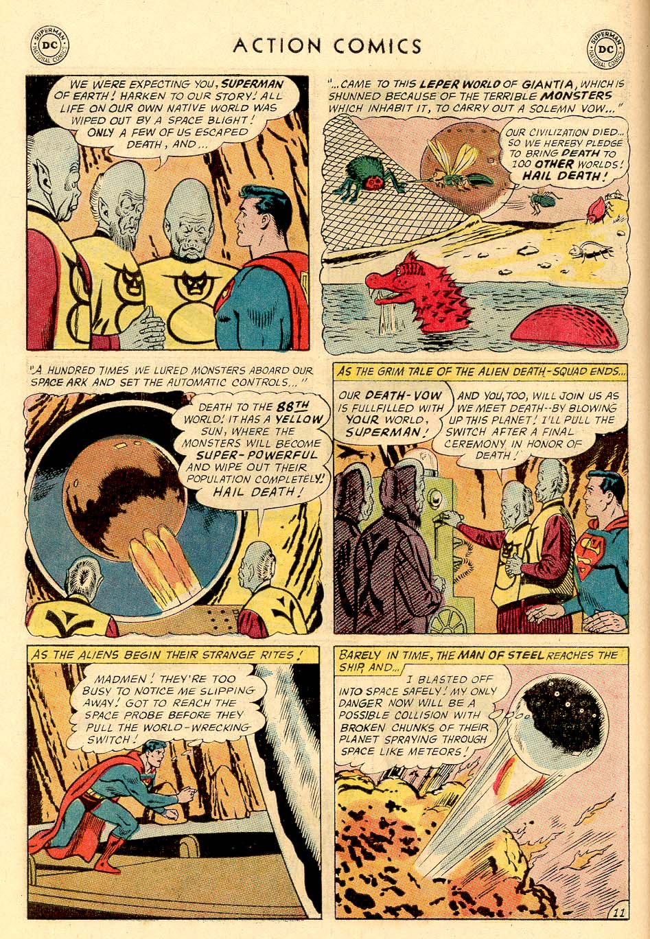Read online Action Comics (1938) comic -  Issue #326 - 14