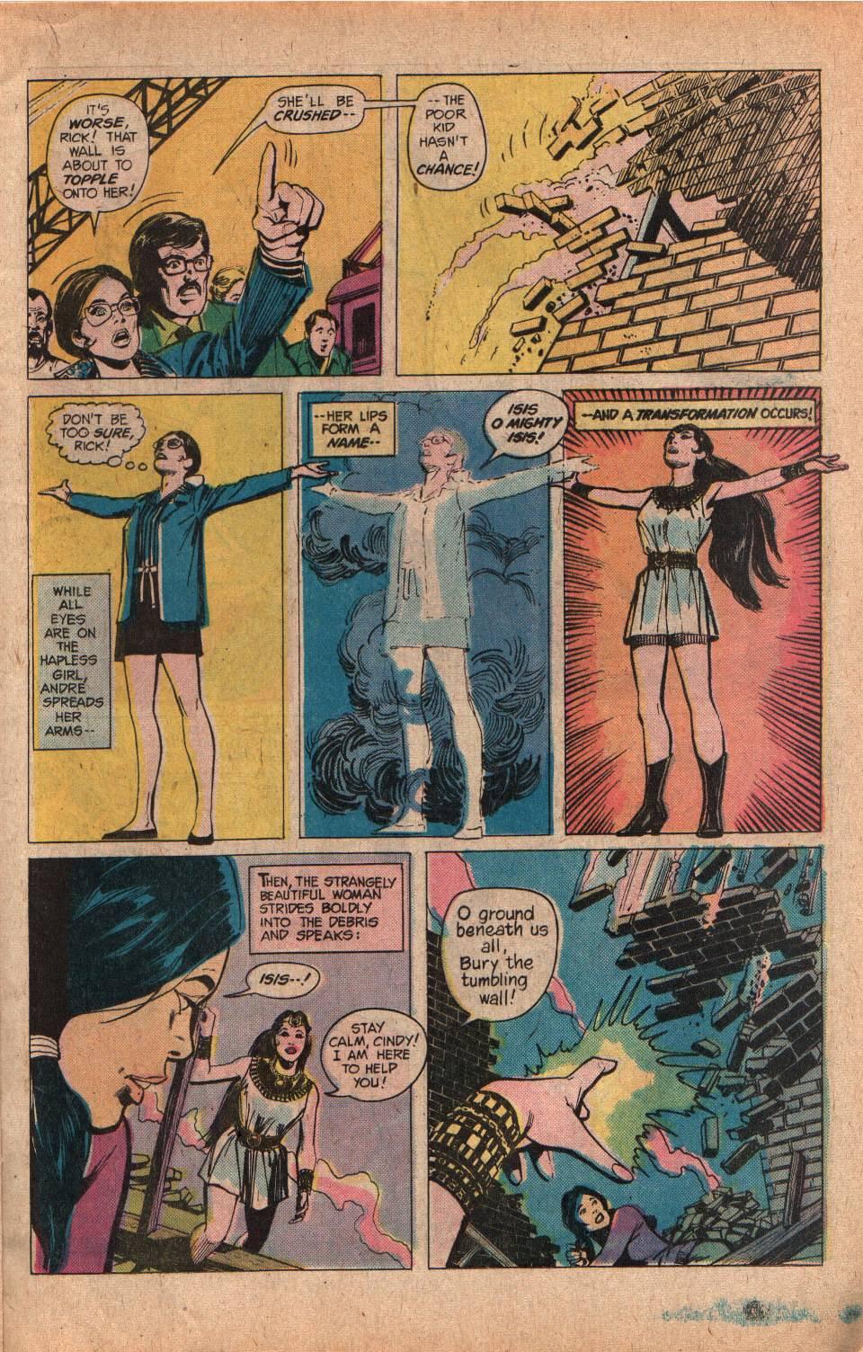 Read online Shazam! (1973) comic -  Issue #25 - 5