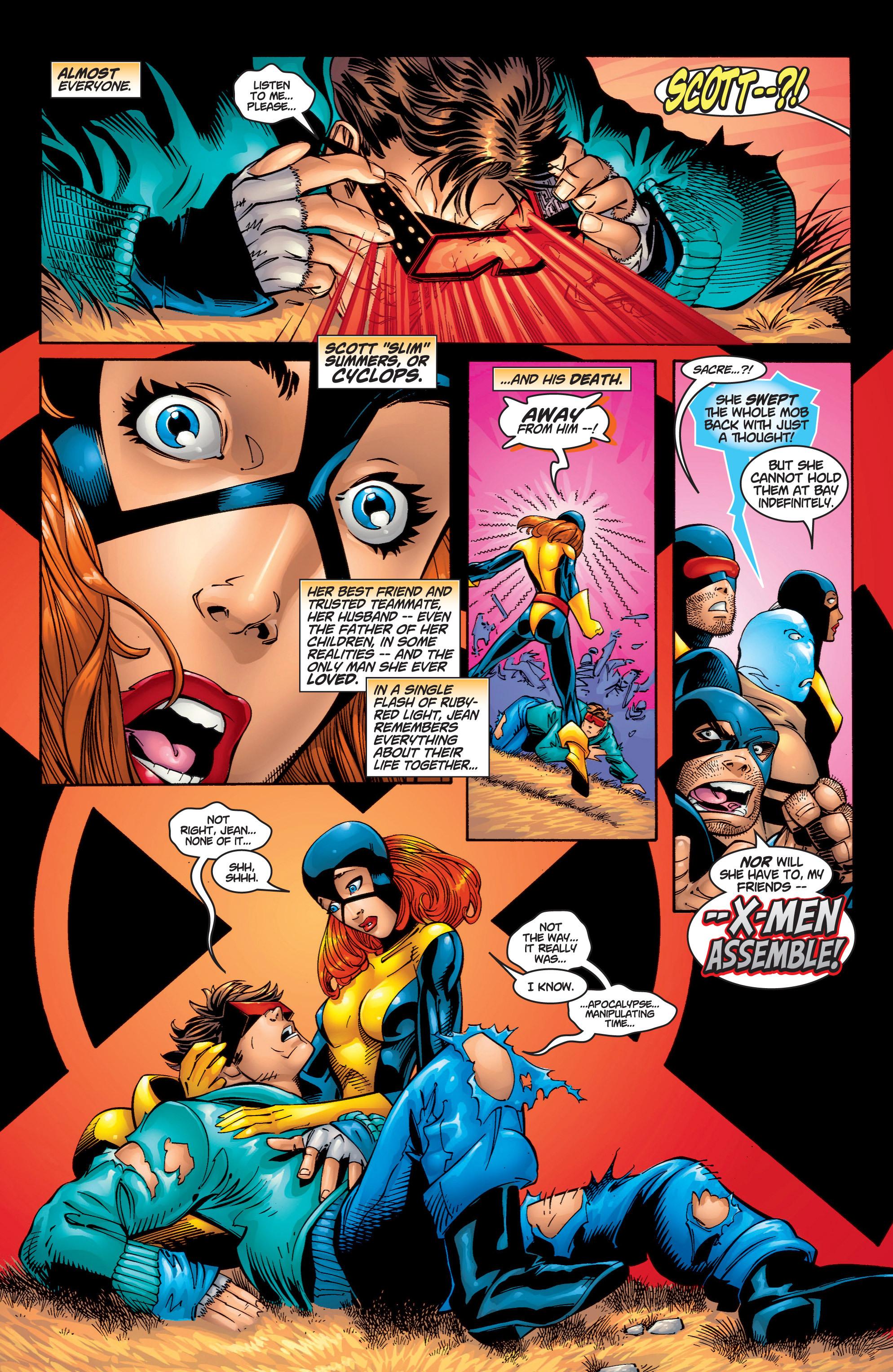 Read online Uncanny X-Men (1963) comic -  Issue #378 - 15