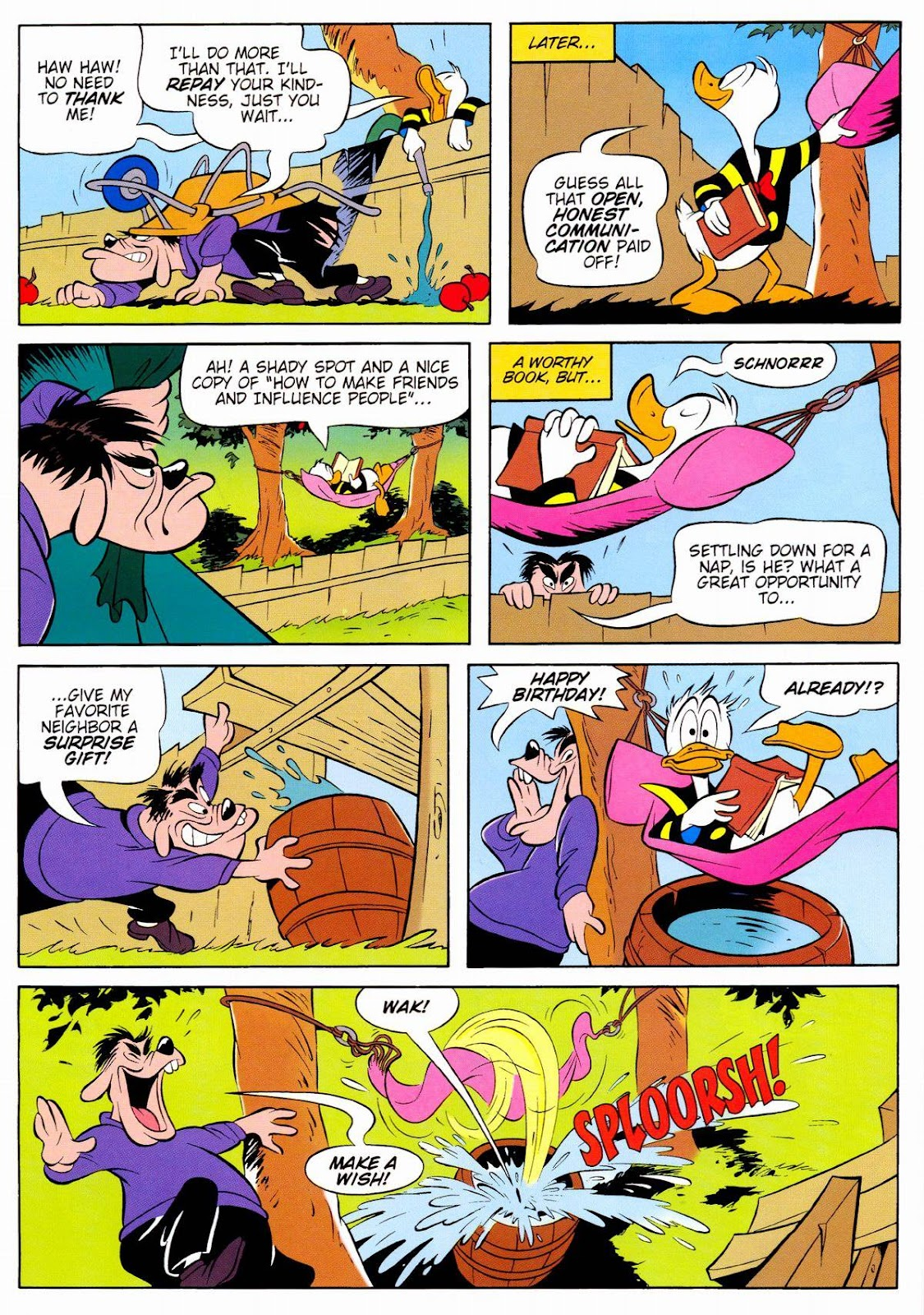 Walt Disney's Comics and Stories issue 640 - Page 57