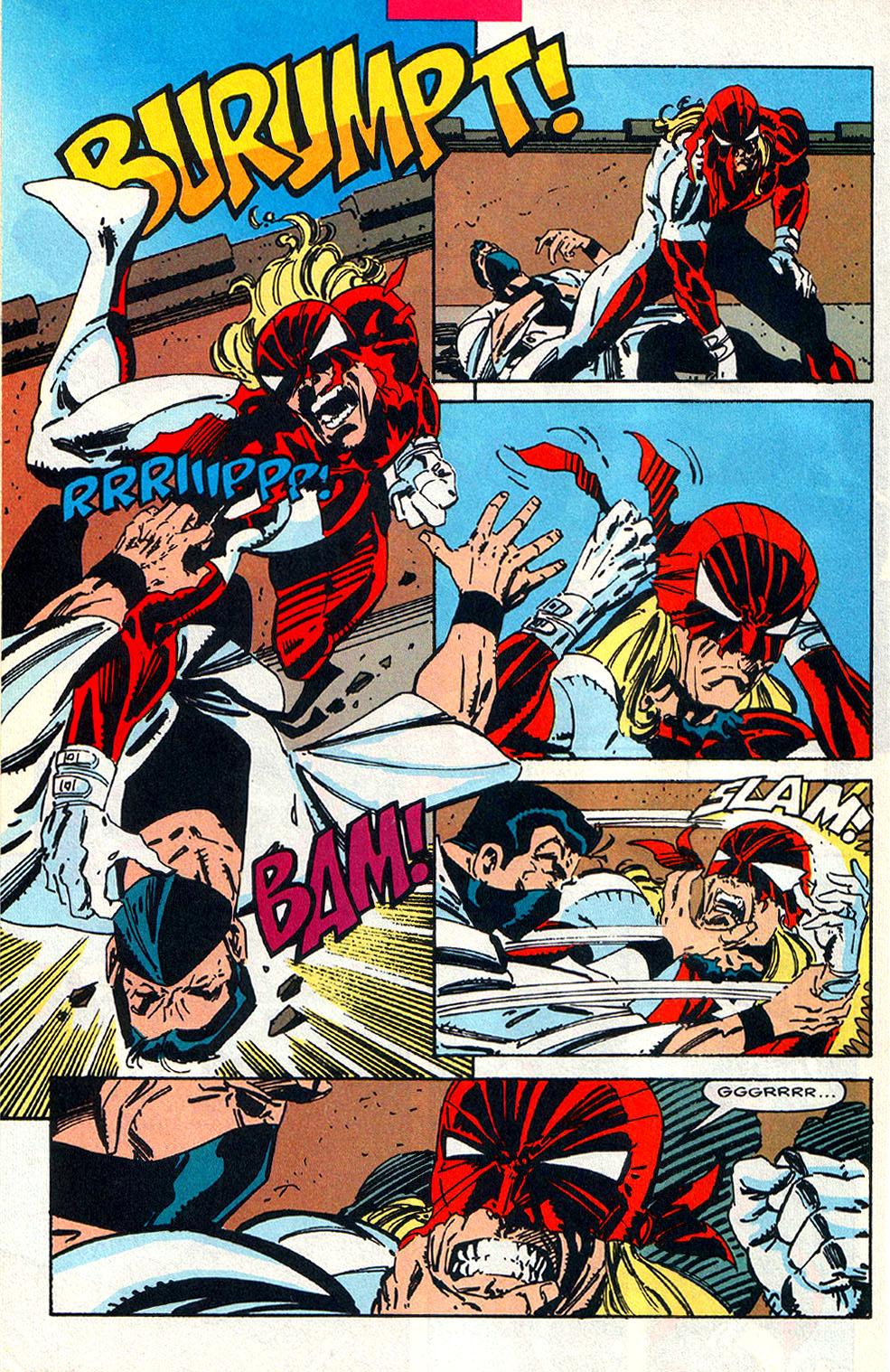 Read online Alpha Flight (1983) comic -  Issue #108 - 19