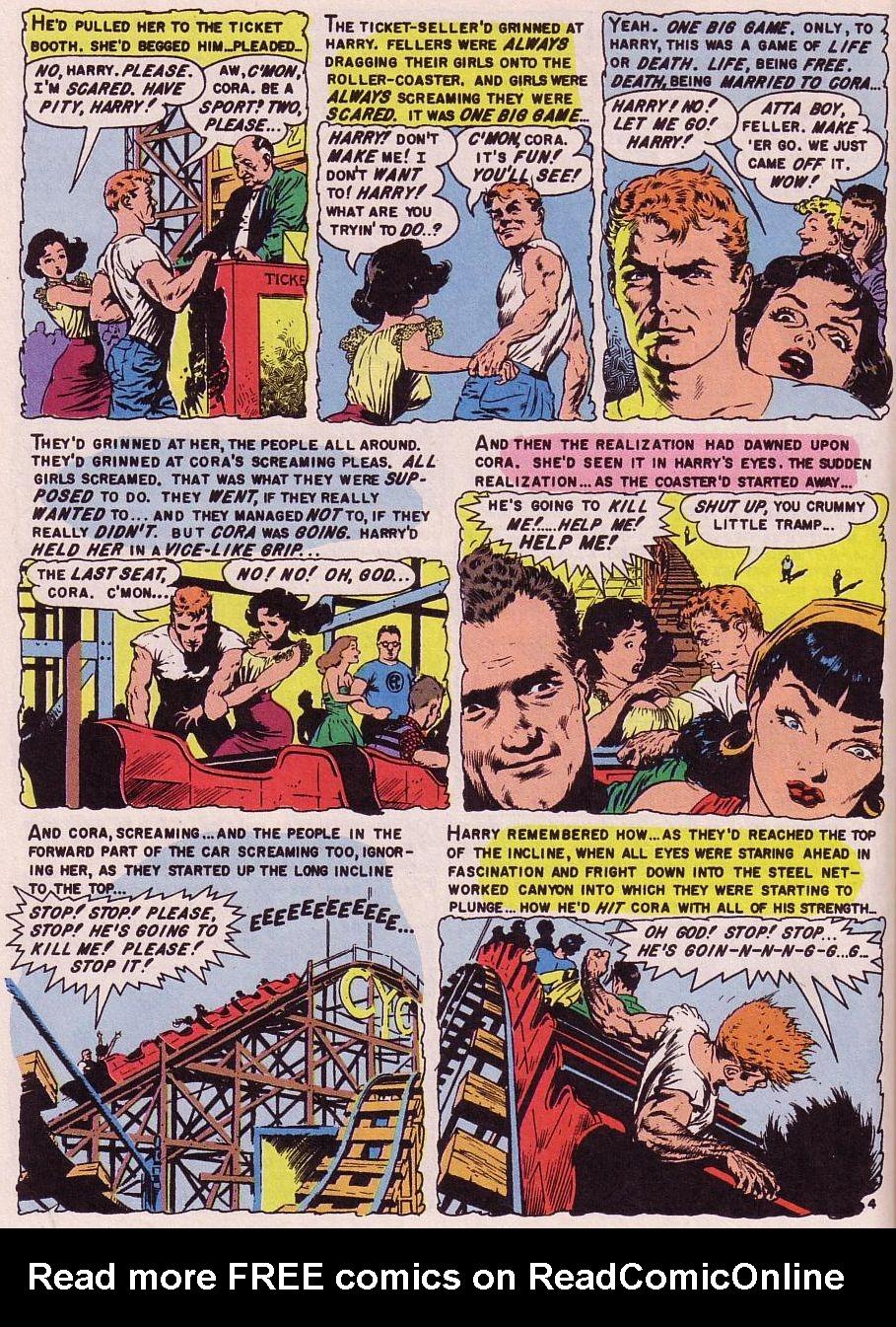 Read online Shock SuspenStories comic -  Issue #13 - 26
