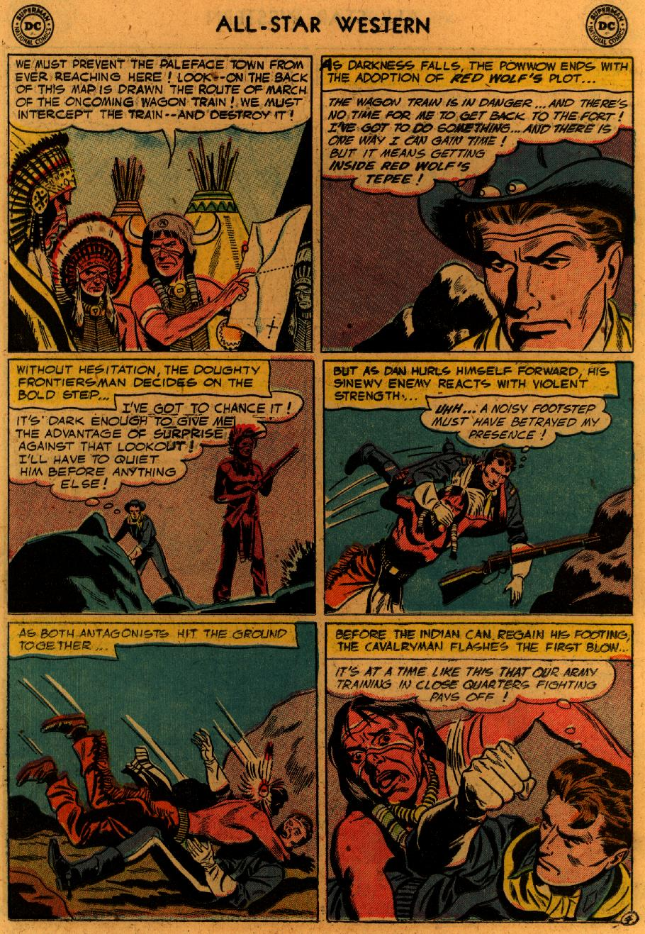 Read online All-Star Western (1951) comic -  Issue #89 - 23