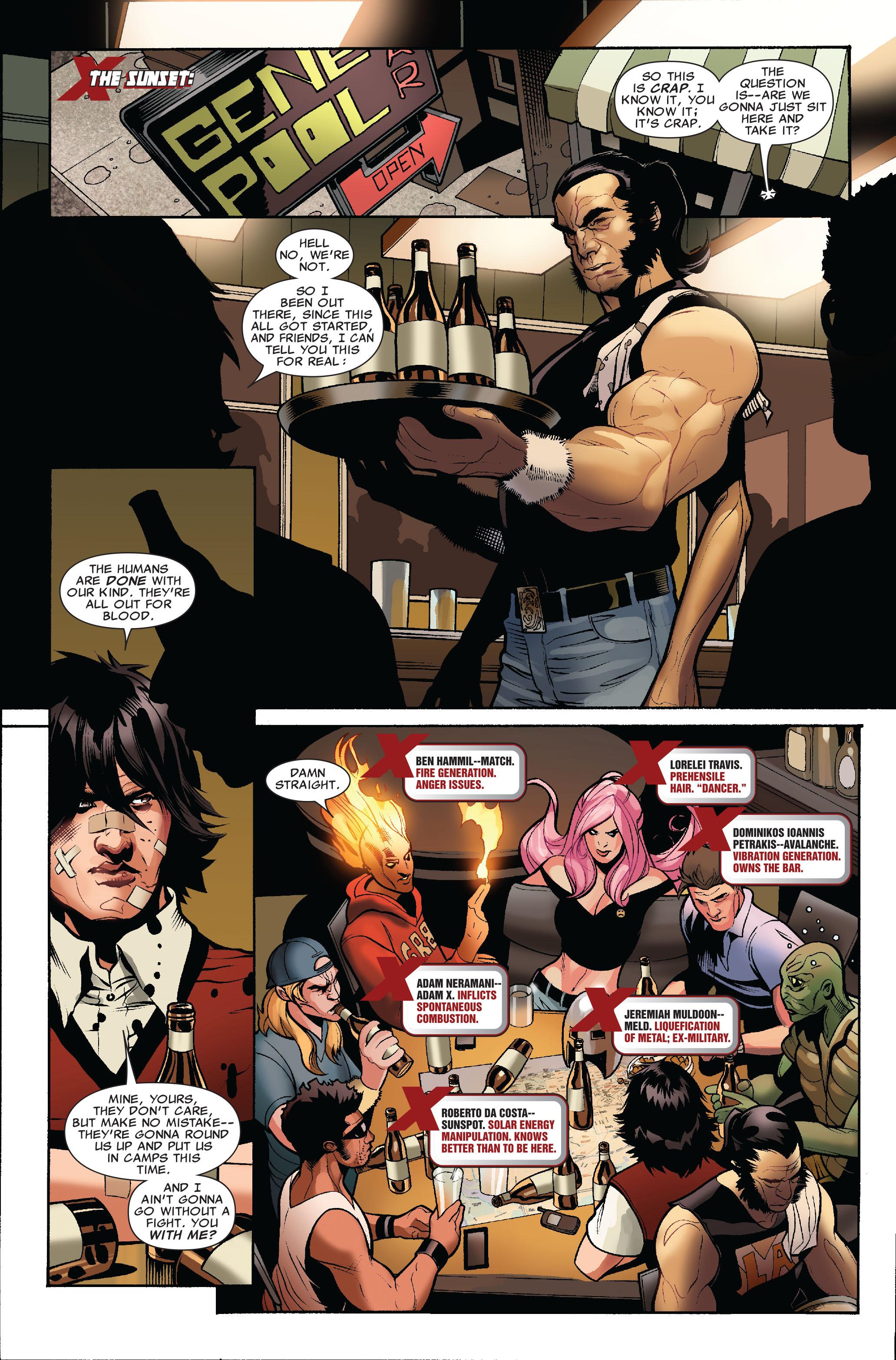 Read online Uncanny X-Men (1963) comic -  Issue #513 - 17