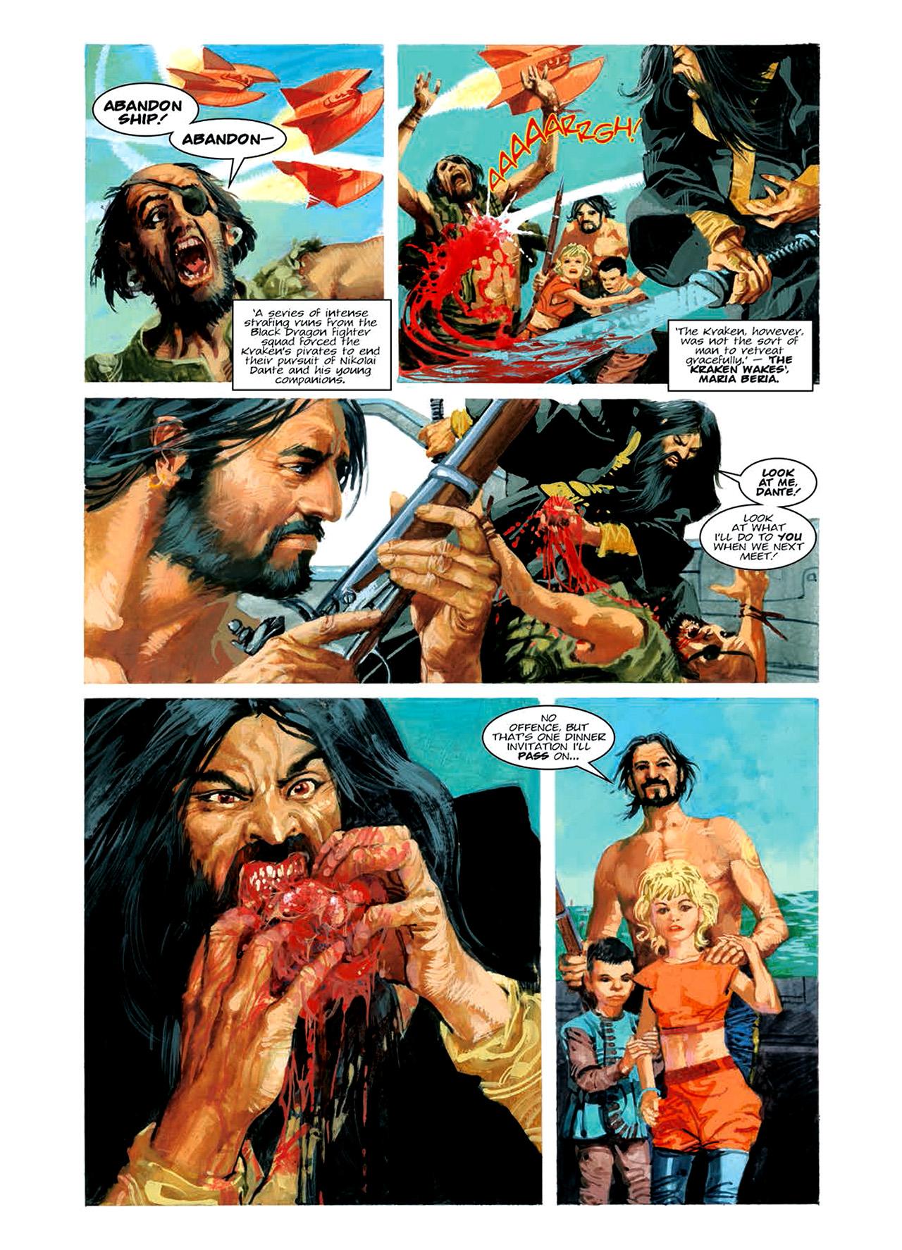 Read online Nikolai Dante comic -  Issue # TPB 6 - 104