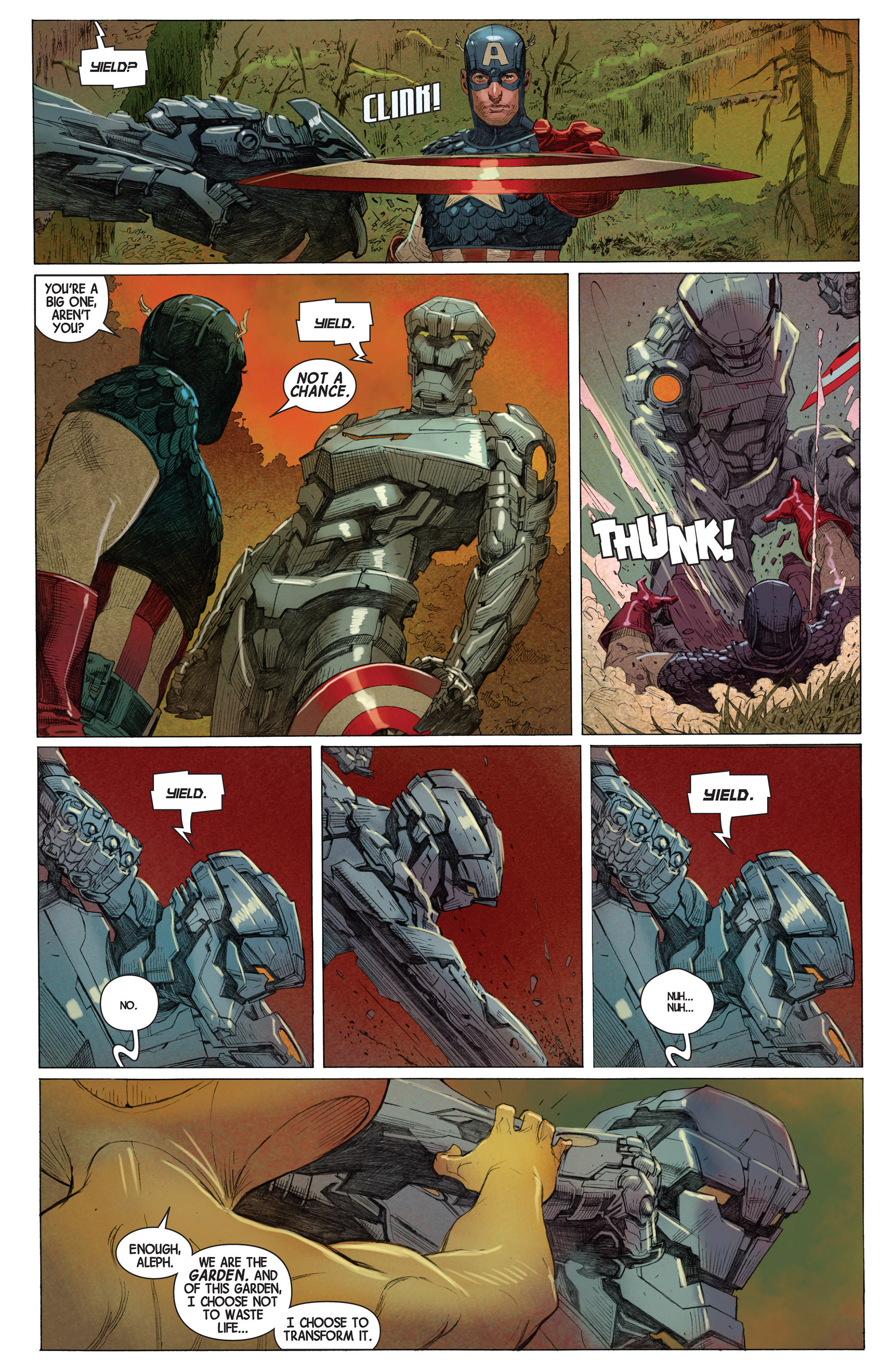 Read online Avengers (2013) comic -  Issue #1 - 19