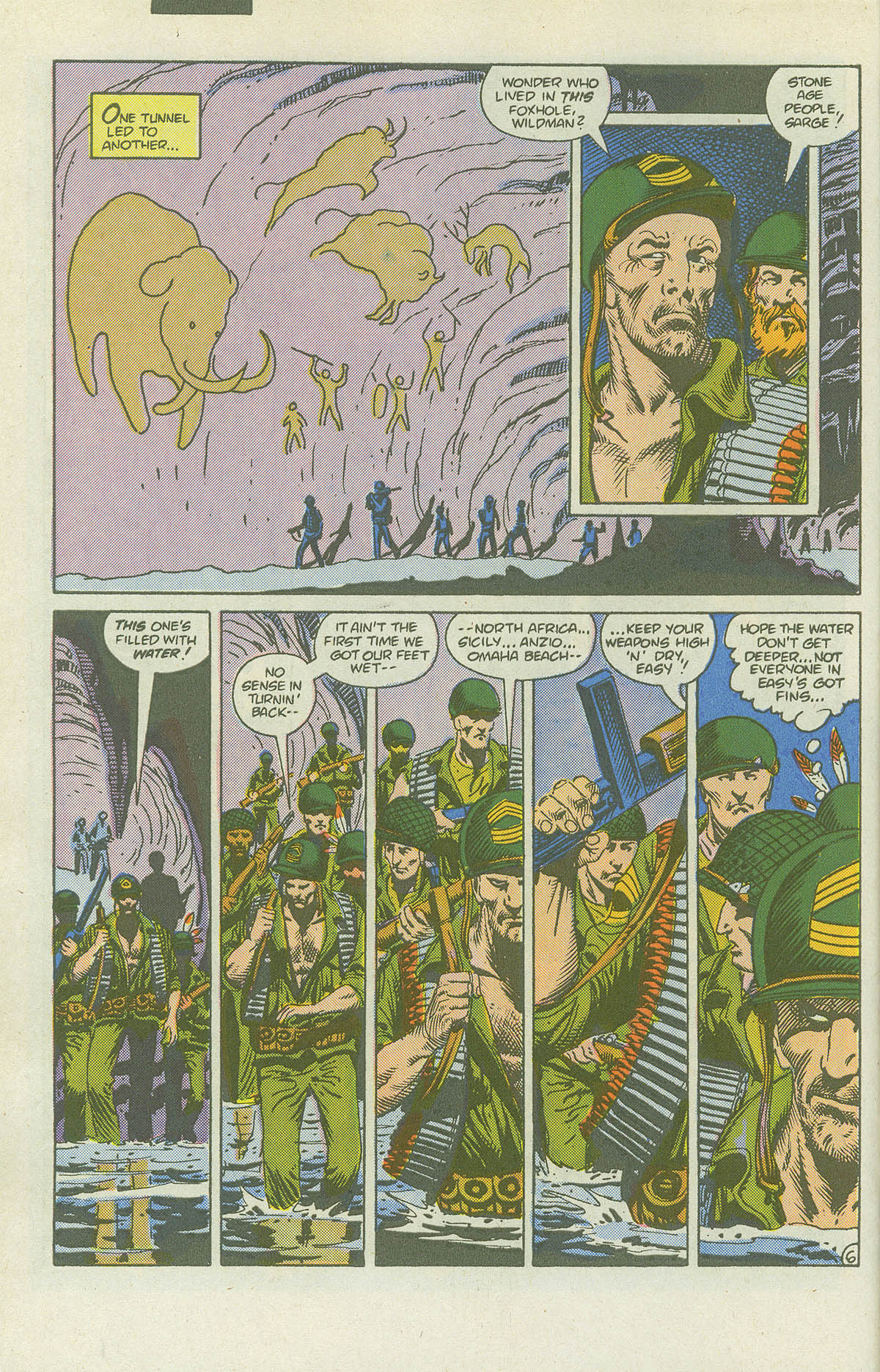 Read online Sgt. Rock comic -  Issue #415 - 9