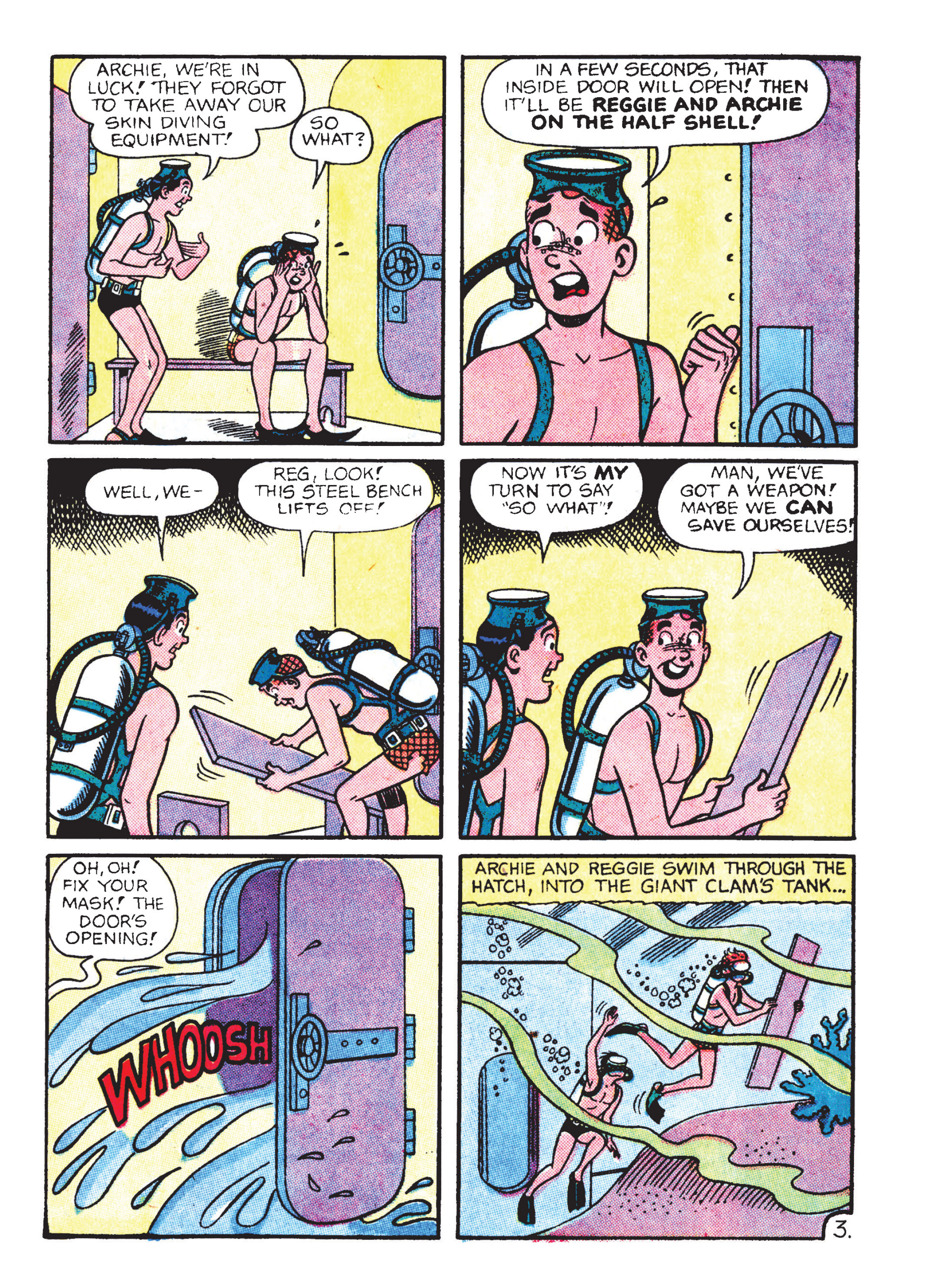 Read online Archie 1000 Page Comics Blowout! comic -  Issue # TPB (Part 2) - 35