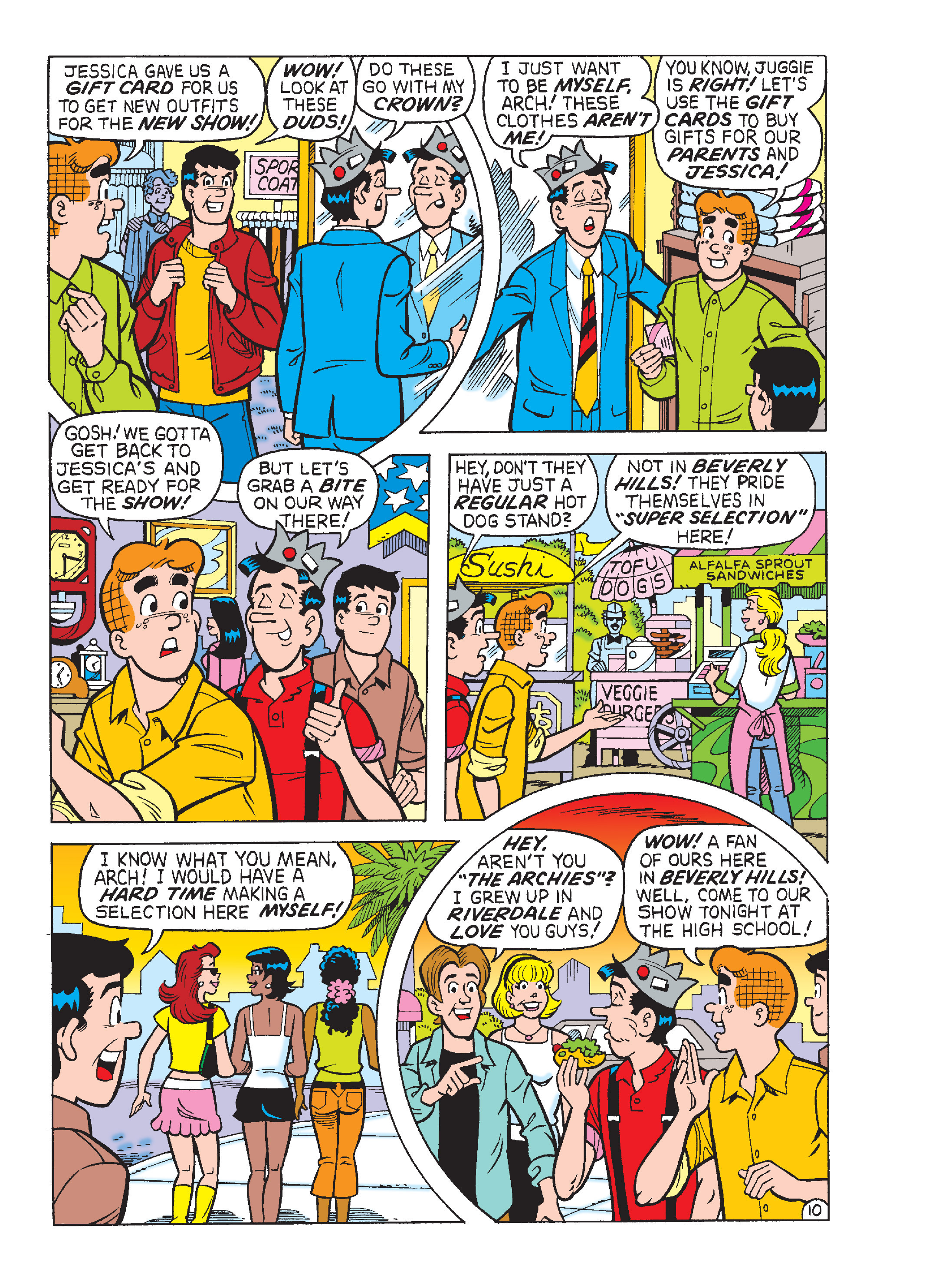 Read online World of Archie Double Digest comic -  Issue #55 - 71