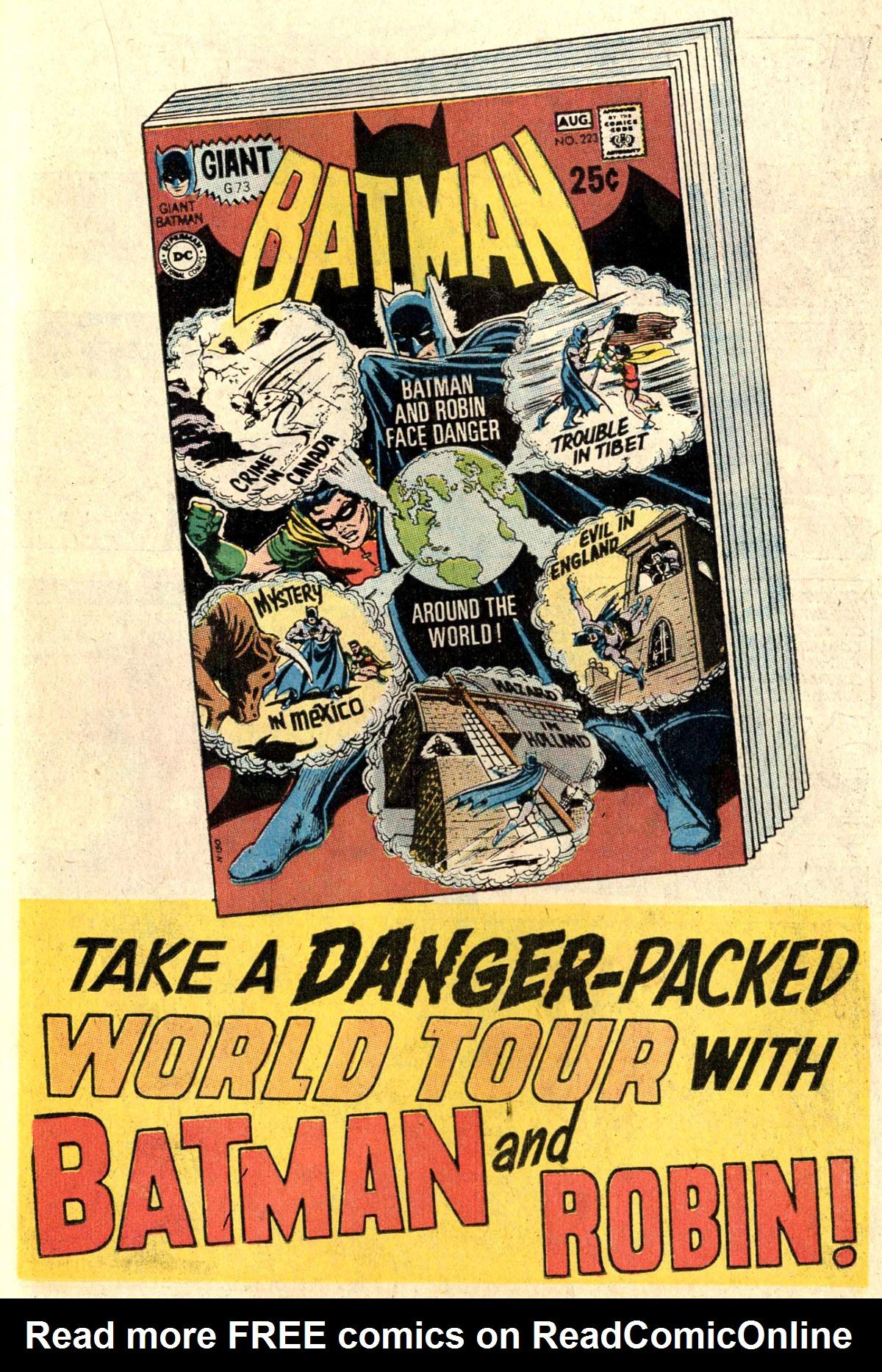 Read online Aquaman (1962) comic -  Issue #52 - 23