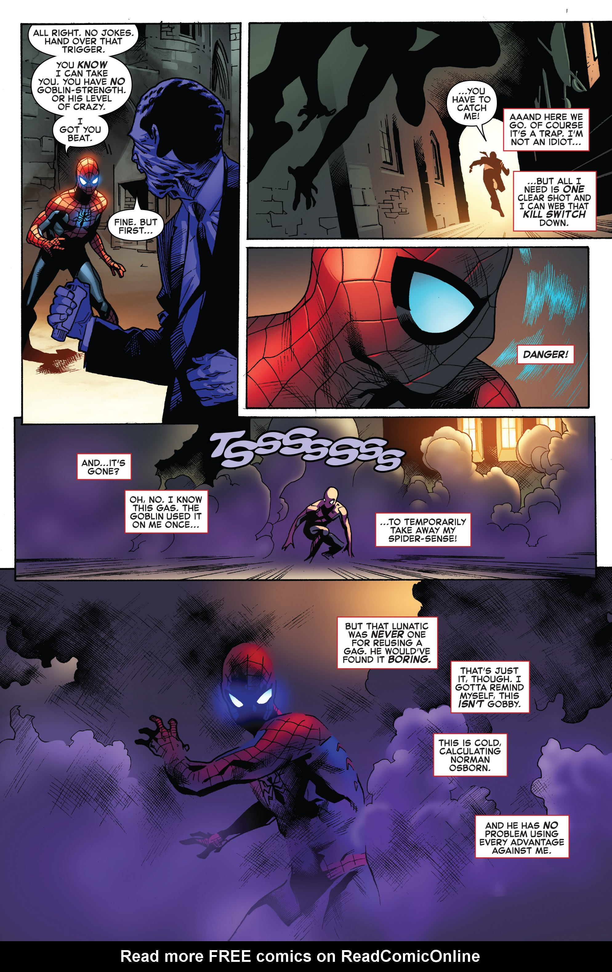 Read online The Amazing Spider-Man (2015) comic -  Issue #28 - 9