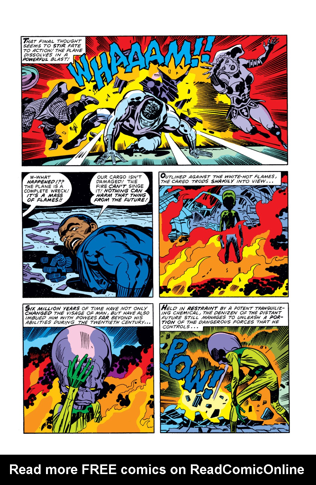 Black Panther (1977) issue 3 - Page 6