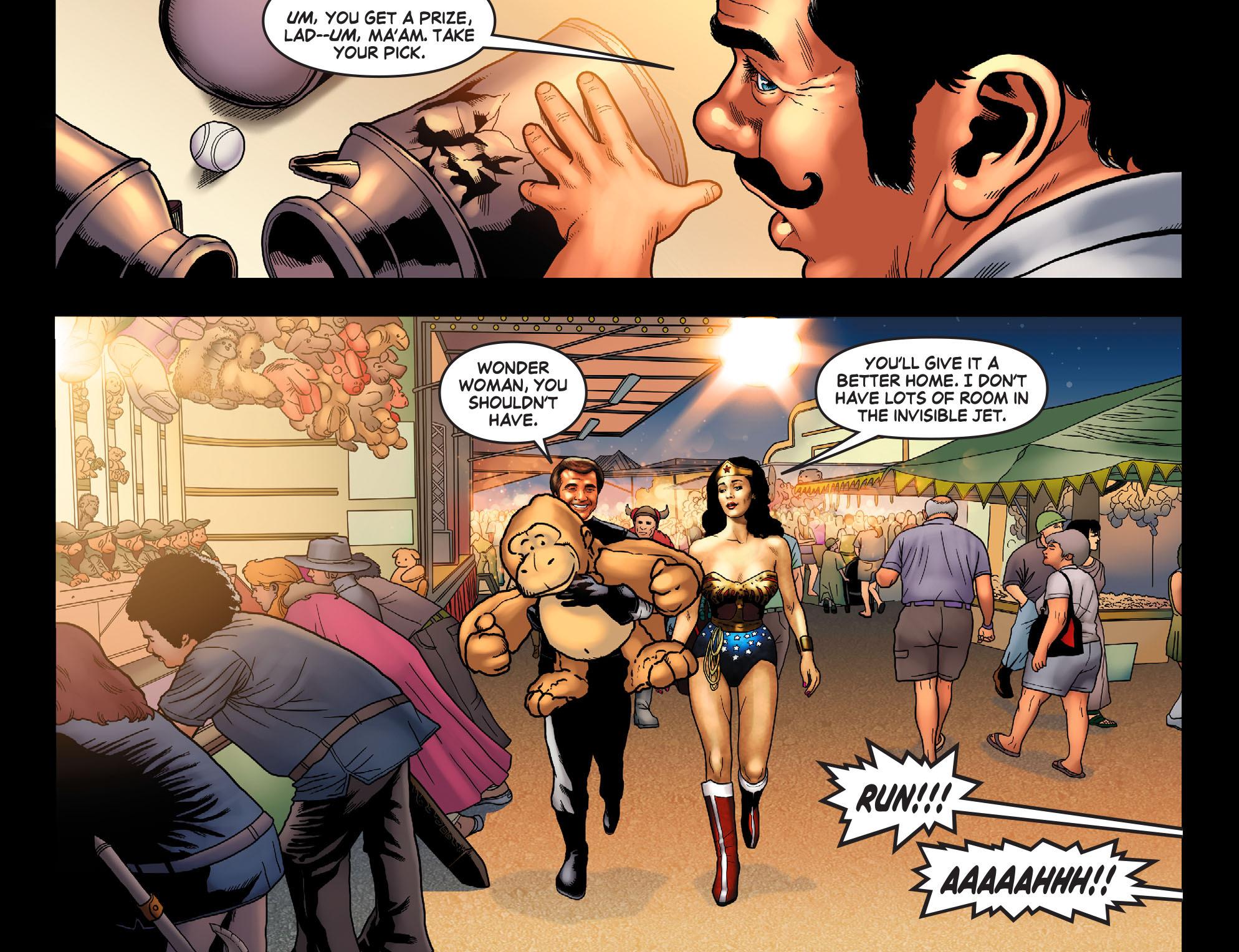 Read online Wonder Woman '77 [I] comic -  Issue #13 - 10