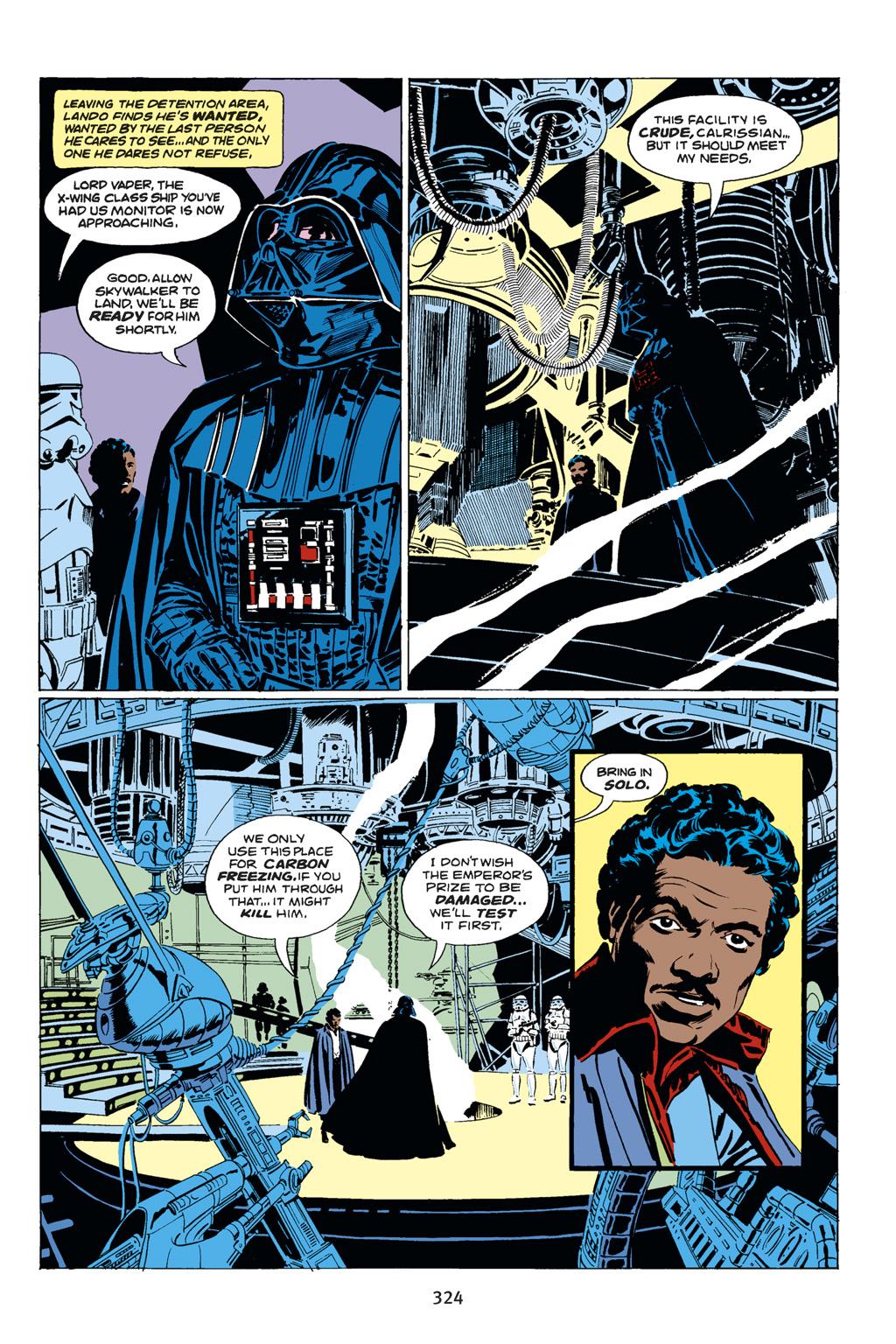 Read online Star Wars Omnibus comic -  Issue # Vol. 14 - 322