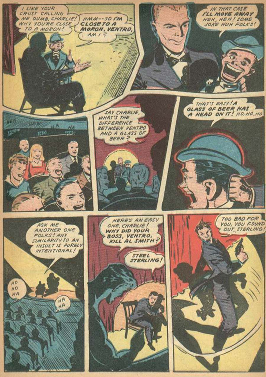 Zip Comics issue 47 - Page 38