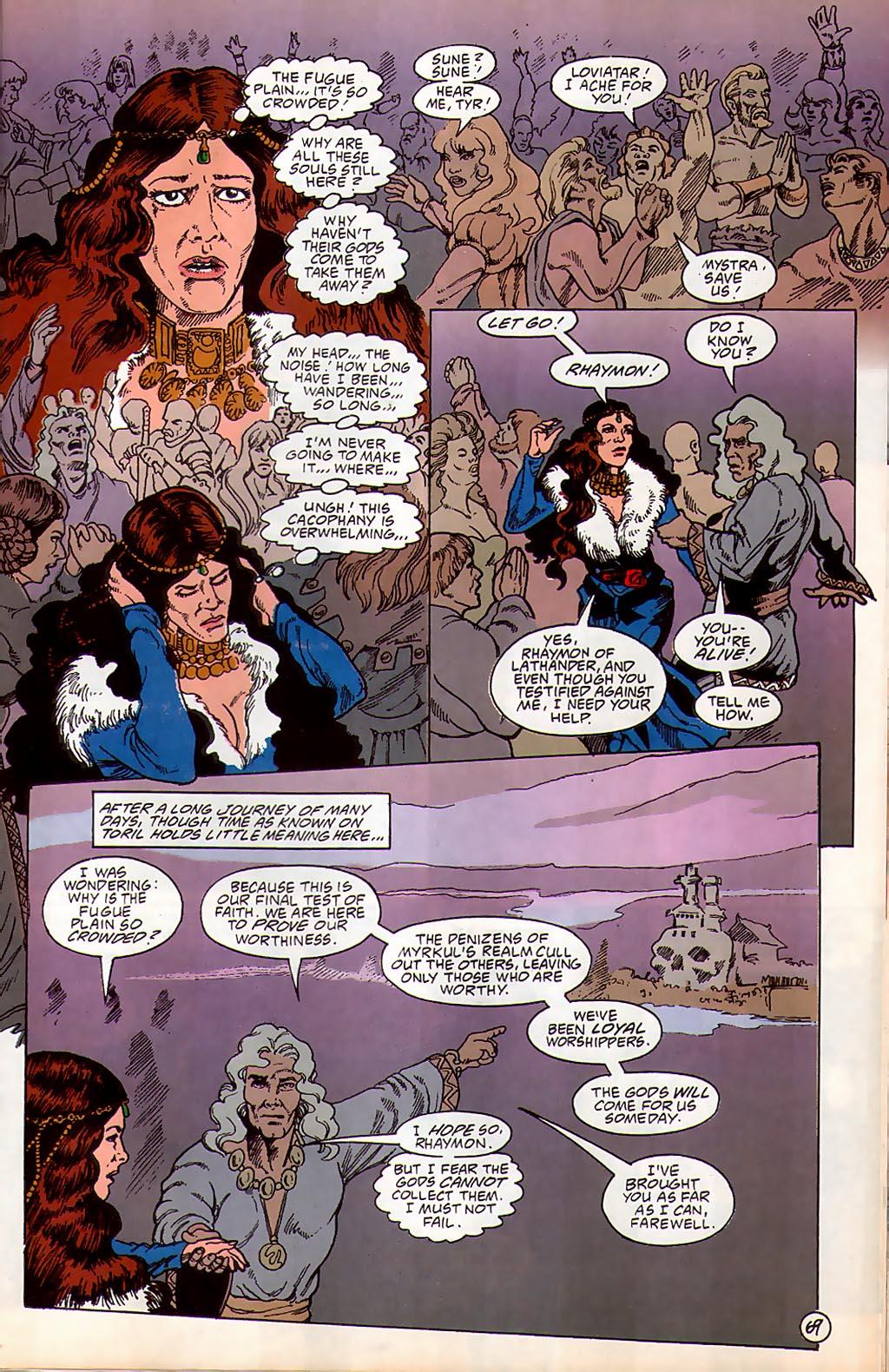 Comic Avatar issue 3
