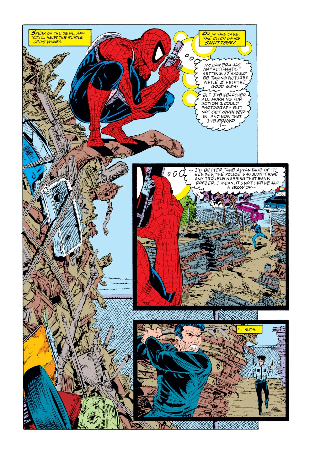 The Amazing Spider-Man (1963) 316 Page 5