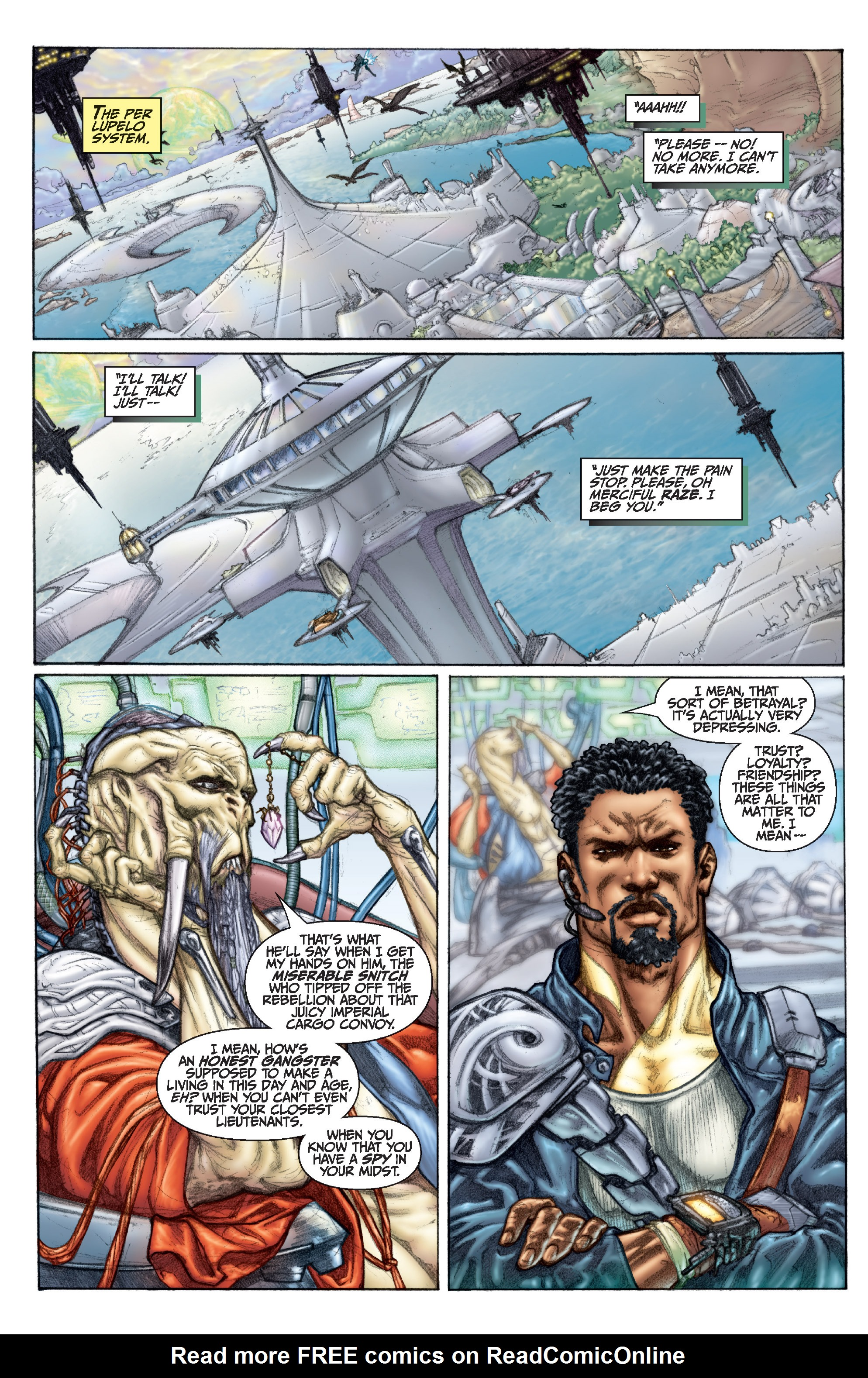 Read online Star Wars Omnibus comic -  Issue # Vol. 22 - 355