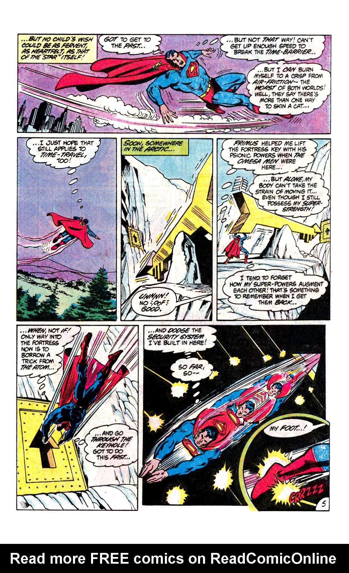Action Comics (1938) 537 Page 5