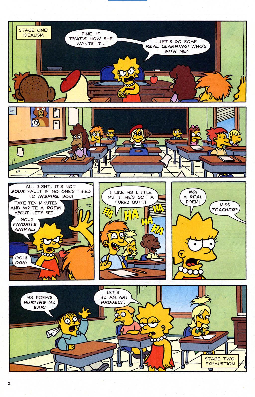 Read online Simpsons Comics Presents Bart Simpson comic -  Issue #21 - 20