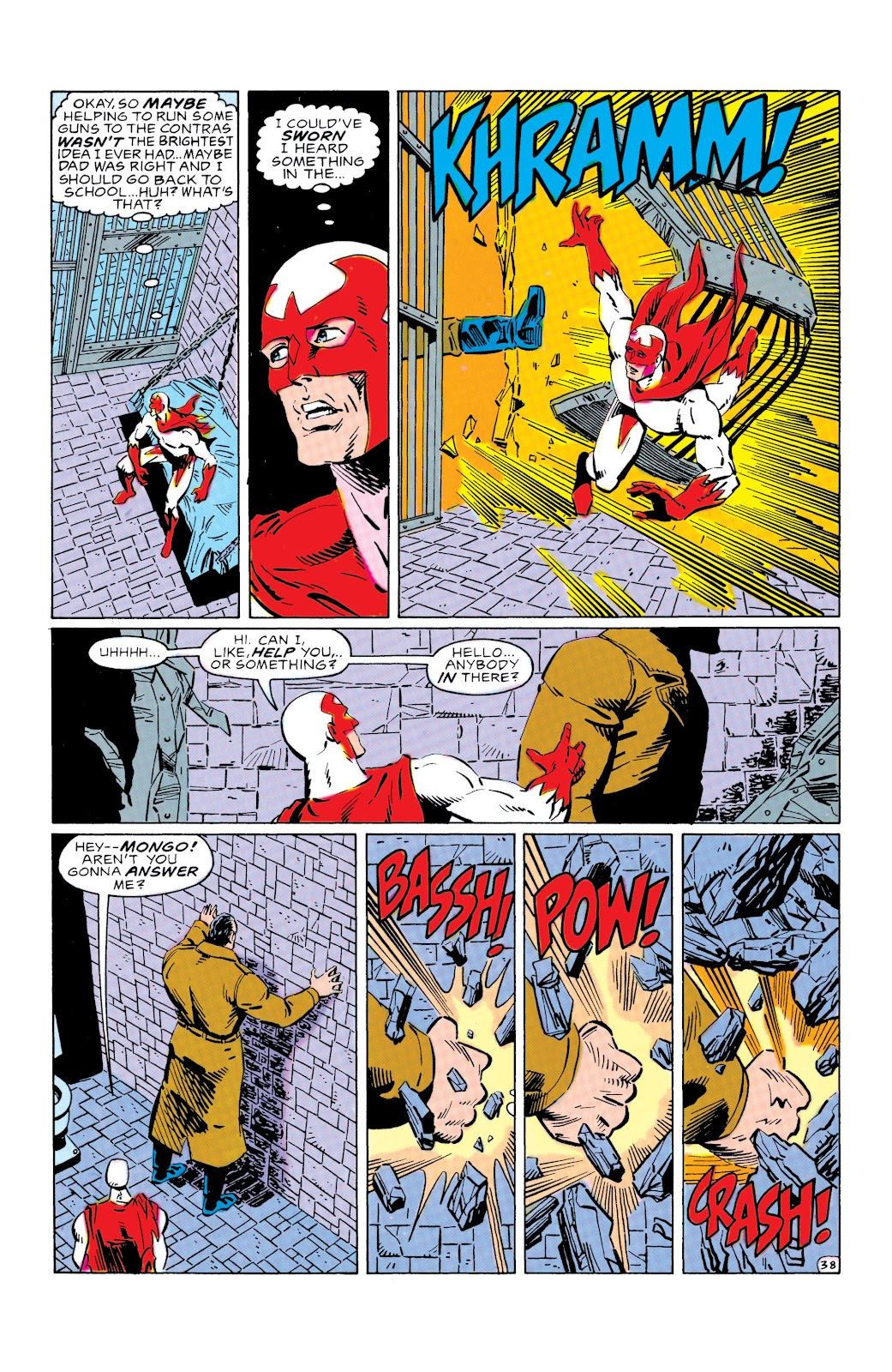 Doom Patrol and Suicide Squad Special issue Special 1 - Page 37