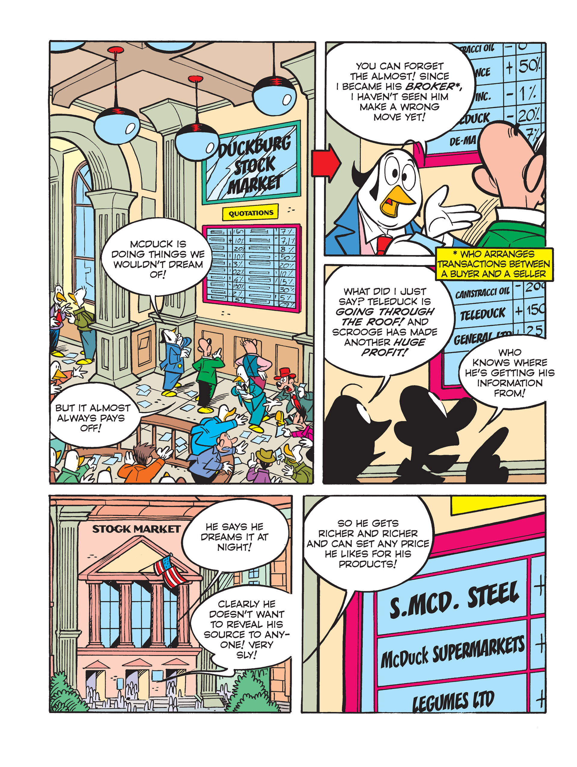 Read online All of Scrooge McDuck's Millions comic -  Issue #10 - 6