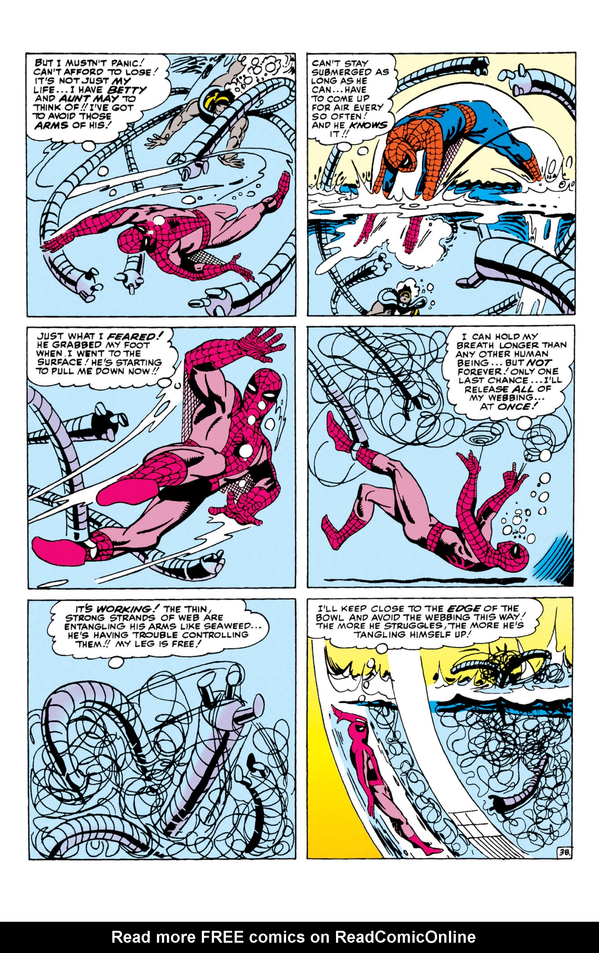 The Amazing Spider-Man (1963) _Annual_1 Page 38