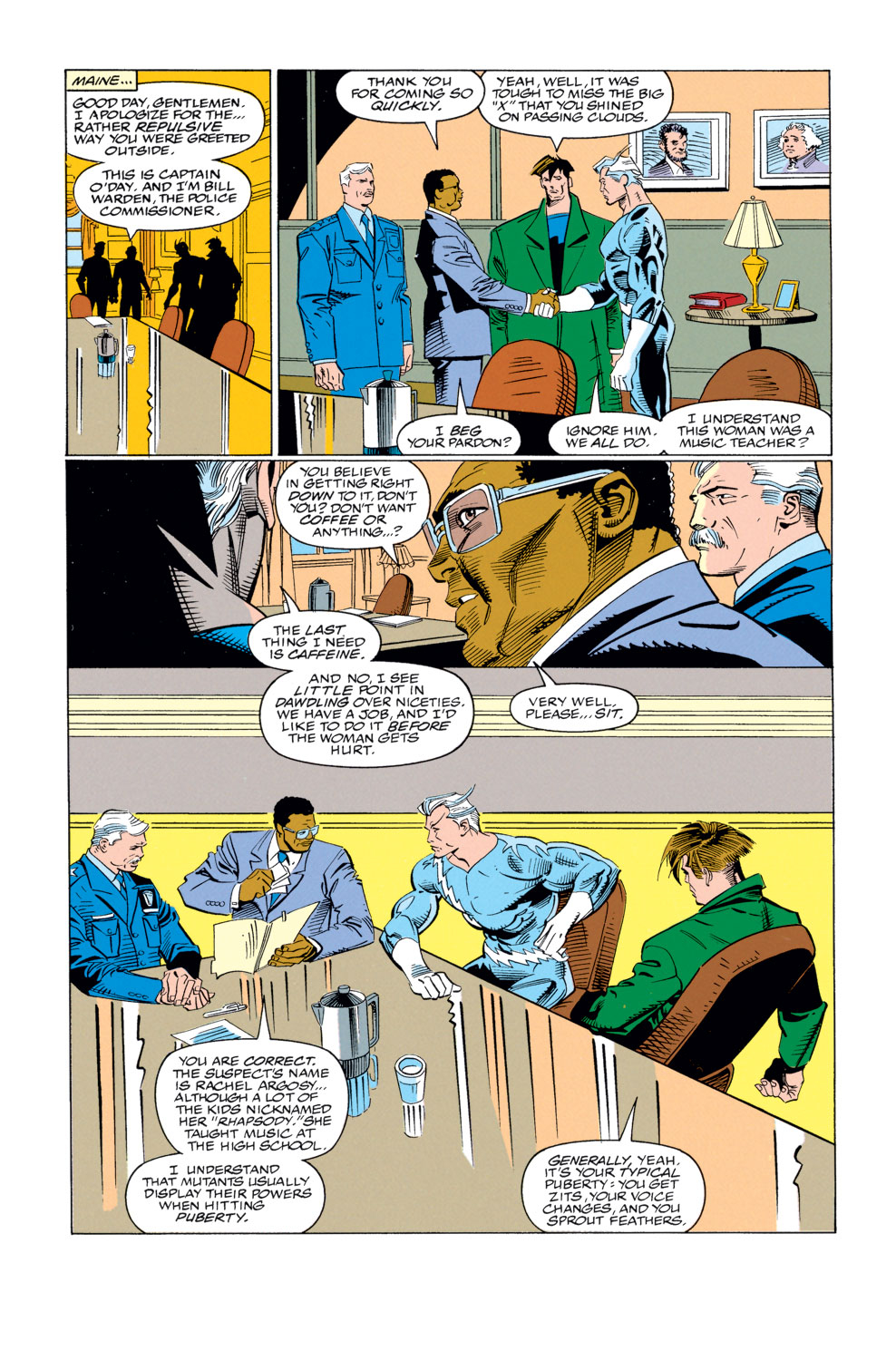 Read online X-Factor (1986) comic -  Issue #79 - 14