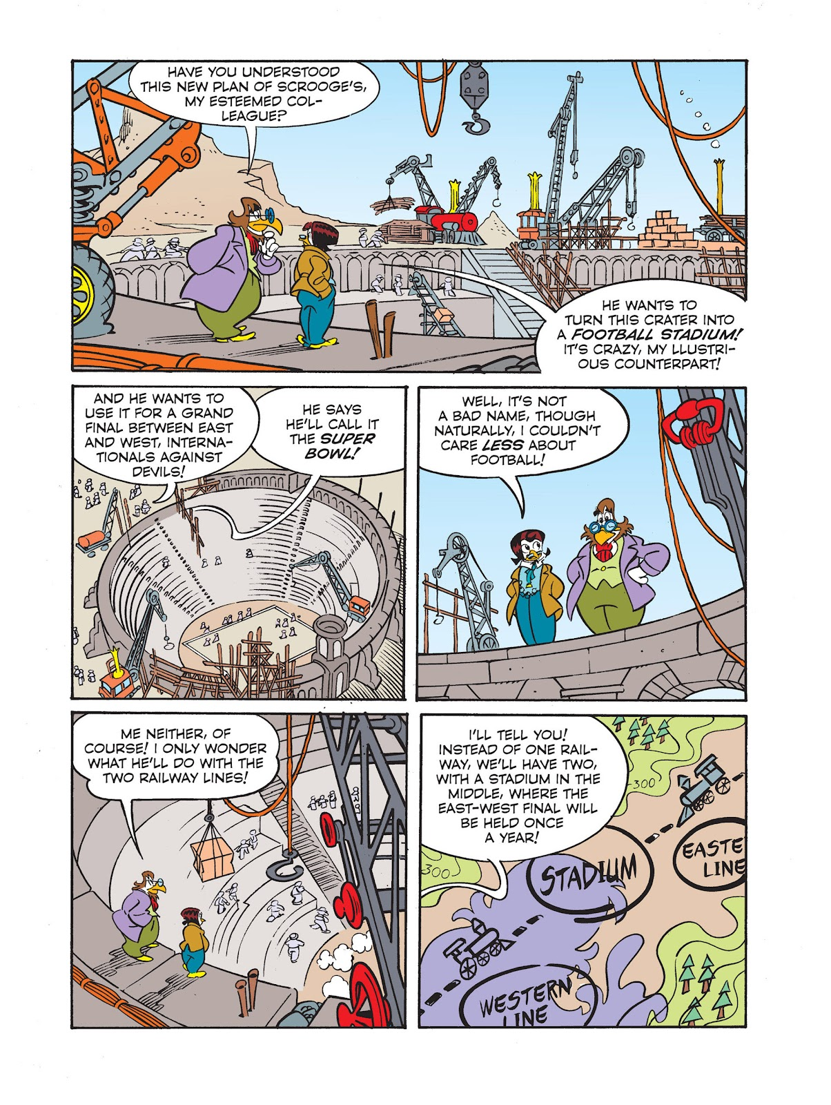 All of Scrooge McDuck's Millions Issue #2 #2 - English 22