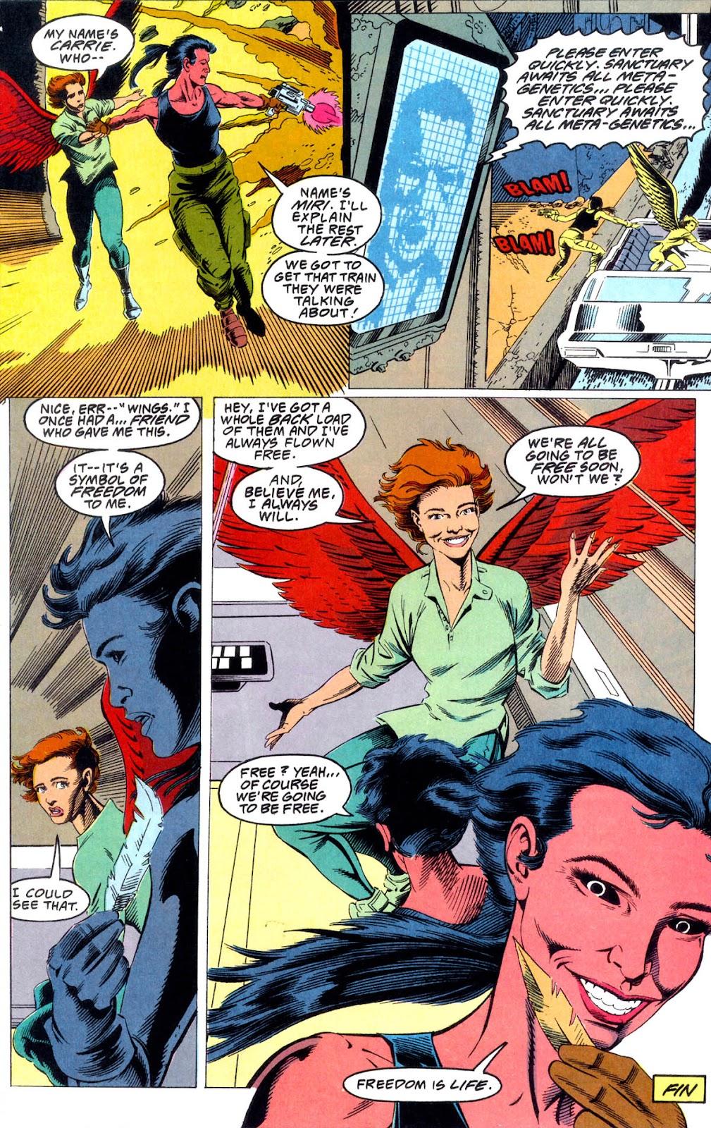 Read online Team Titans comic -  Issue #1b - 19