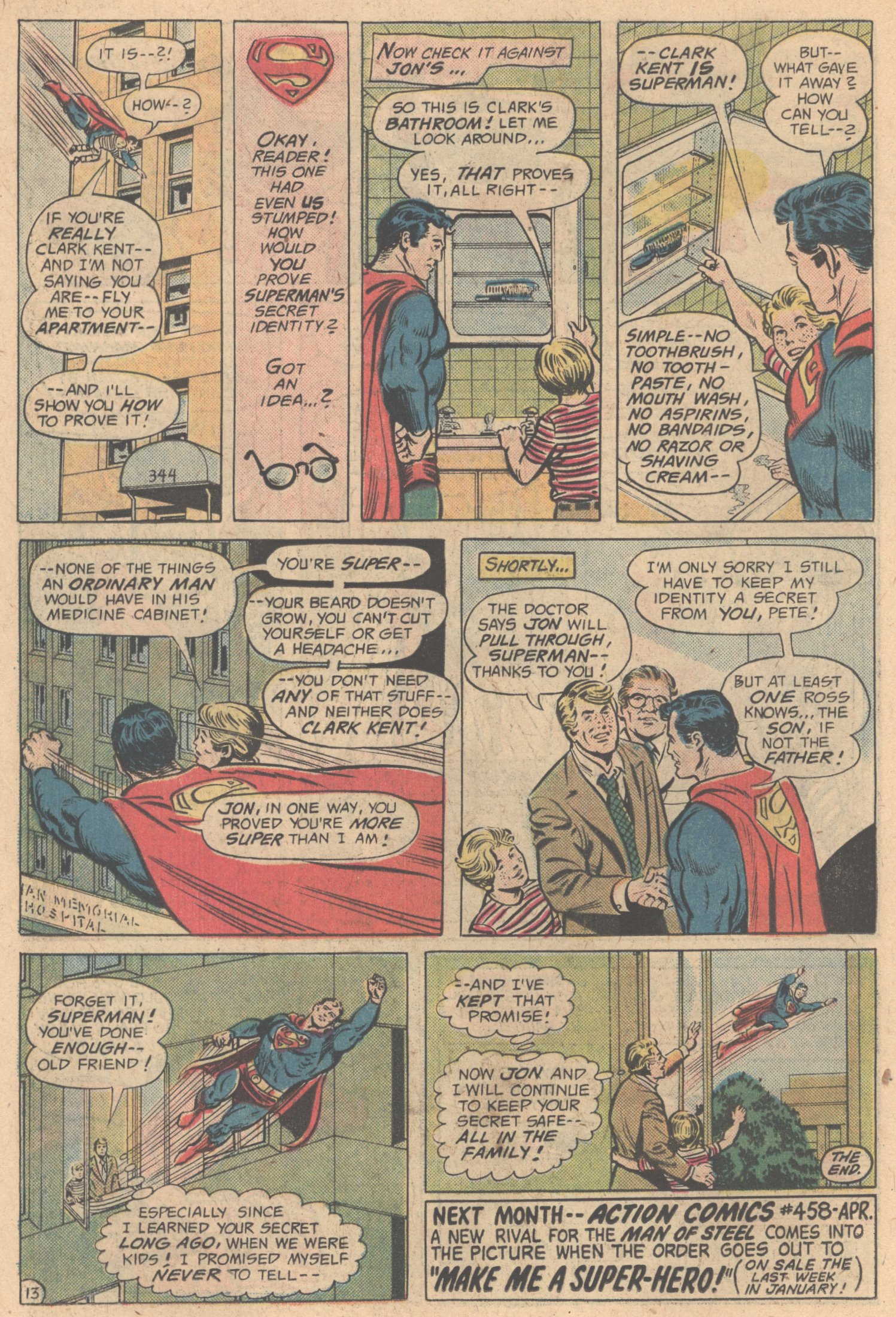 Read online Action Comics (1938) comic -  Issue #457 - 26