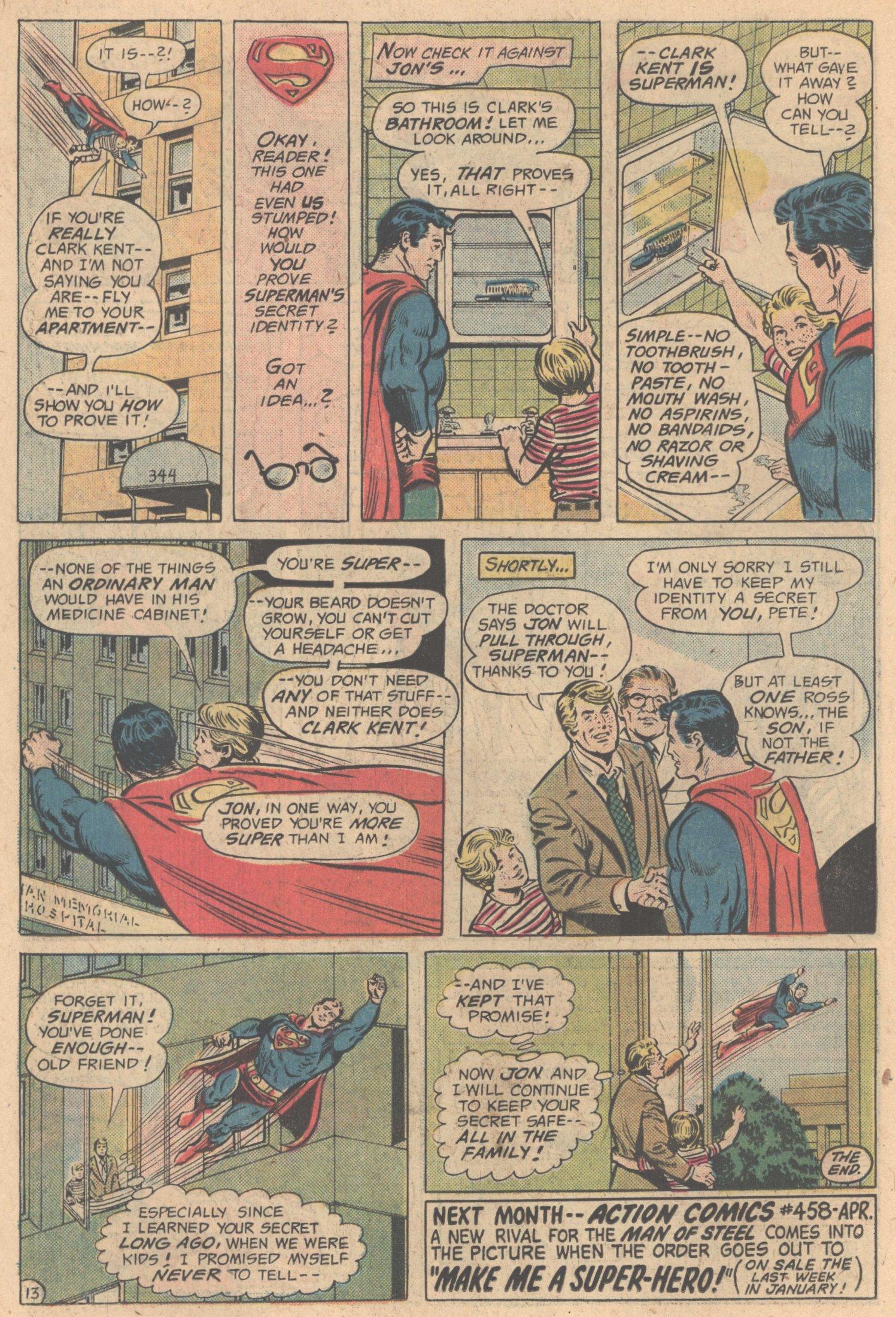 Action Comics (1938) 457 Page 25