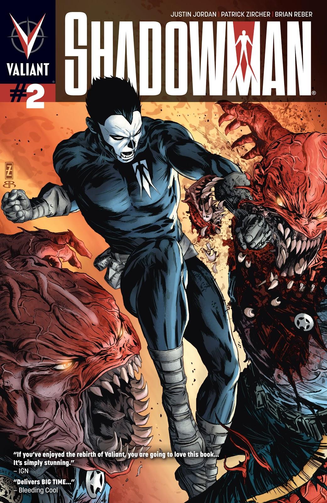 Shadowman (2012) 2 Page 1