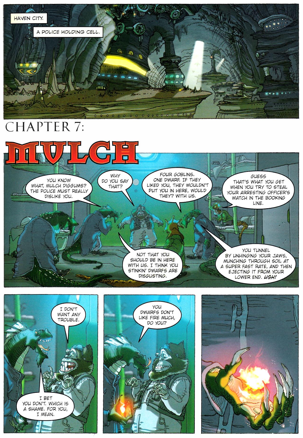 Read online Artemis Fowl: The Graphic Novel comic -  Issue #Artemis Fowl: The Graphic Novel Full - 68
