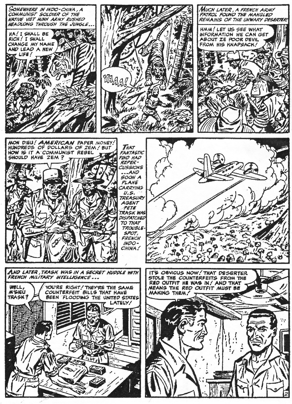 Read online Men of Mystery Comics comic -  Issue #62 - 38