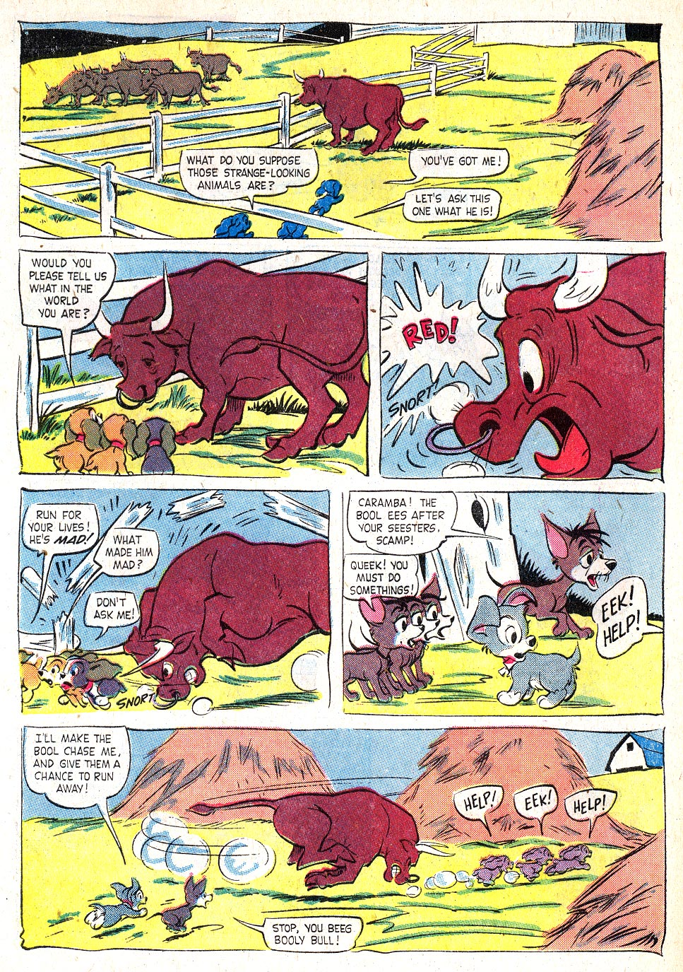 Four Color Comics issue 777 - Page 32