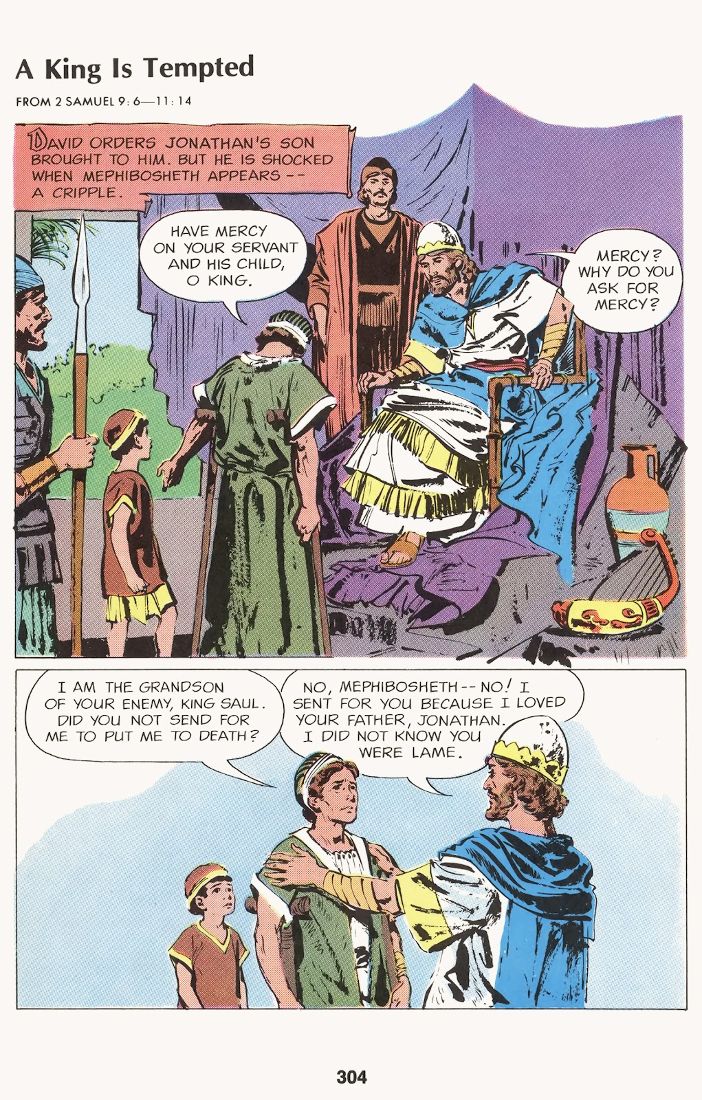 The Picture Bible issue TPB (Part 4) - Page 7