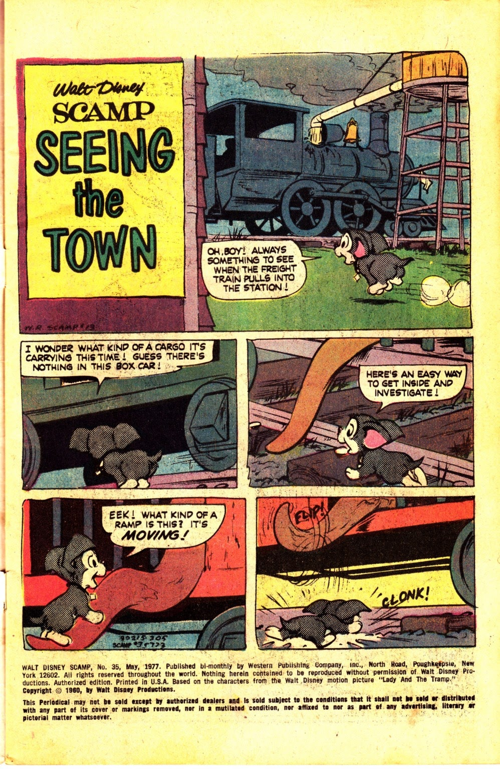 Scamp (1967) issue 35 - Page 3