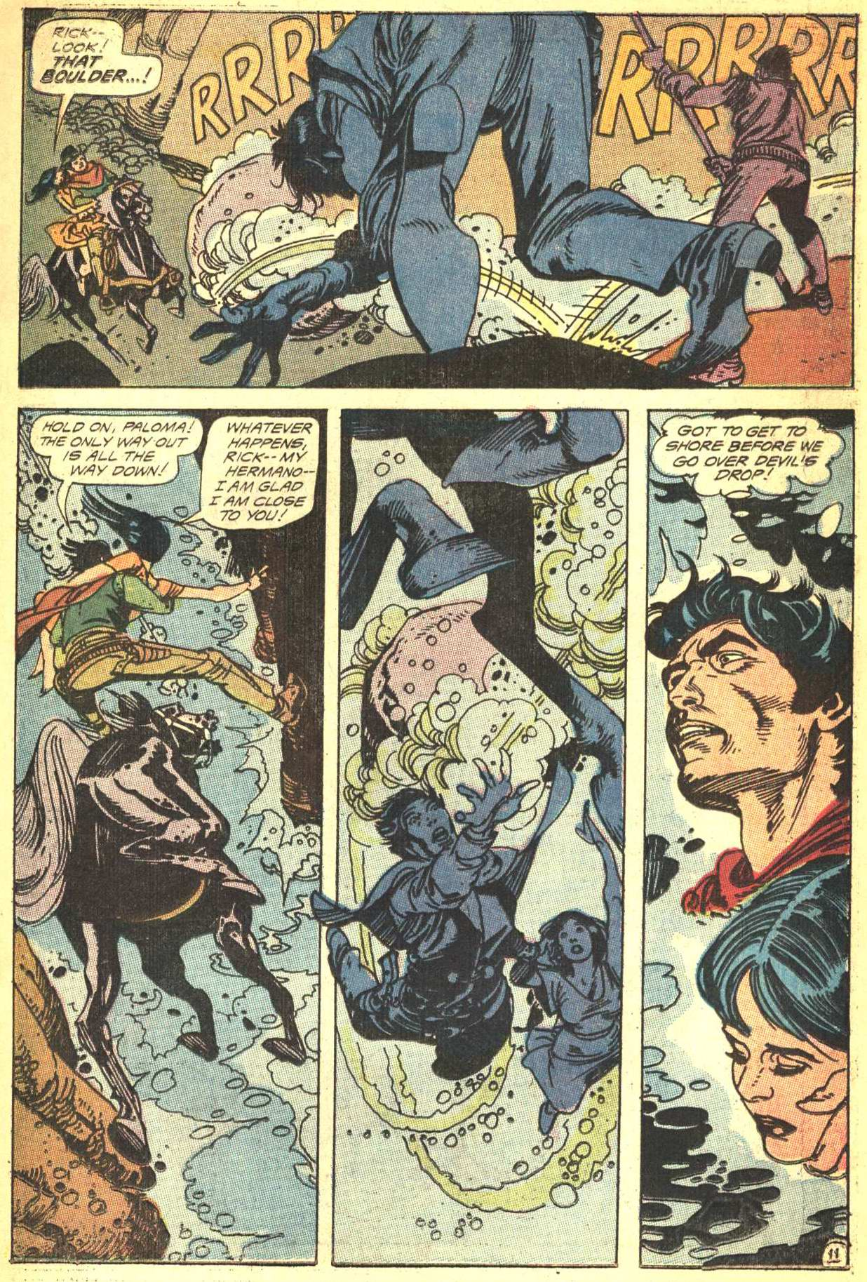 Read online All-Star Western (1970) comic -  Issue #4 - 13