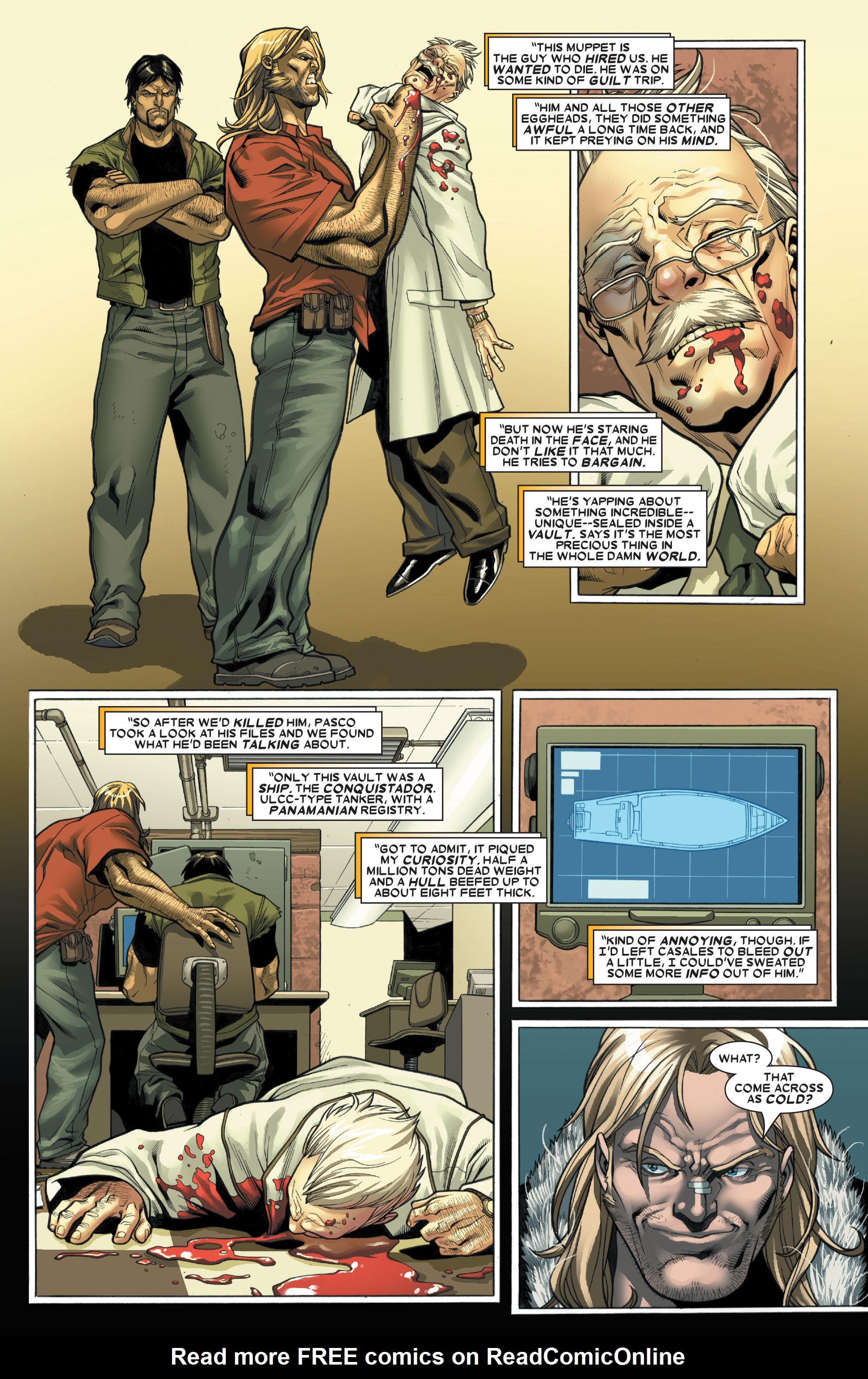 X-Men (1991) 191 Page 5