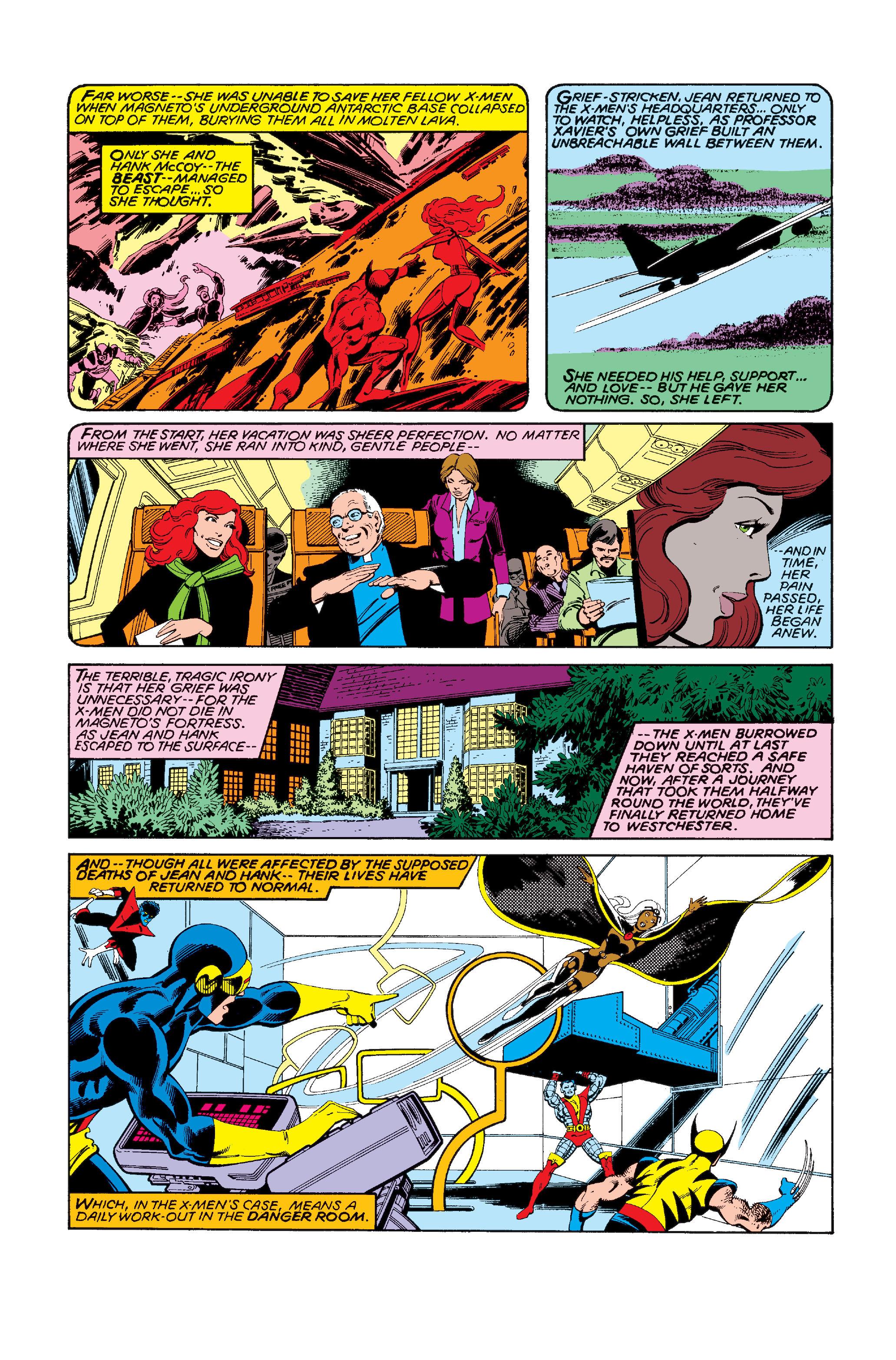 Uncanny X-Men (1963) 125 Page 4