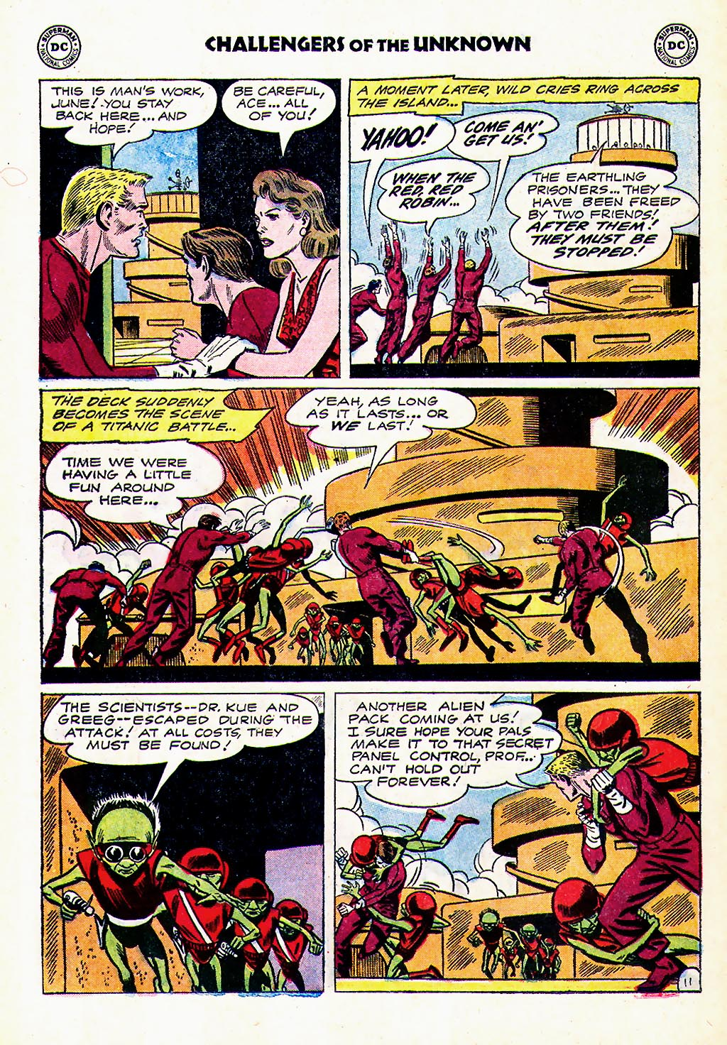 Challengers of the Unknown (1958) issue 23 - Page 30