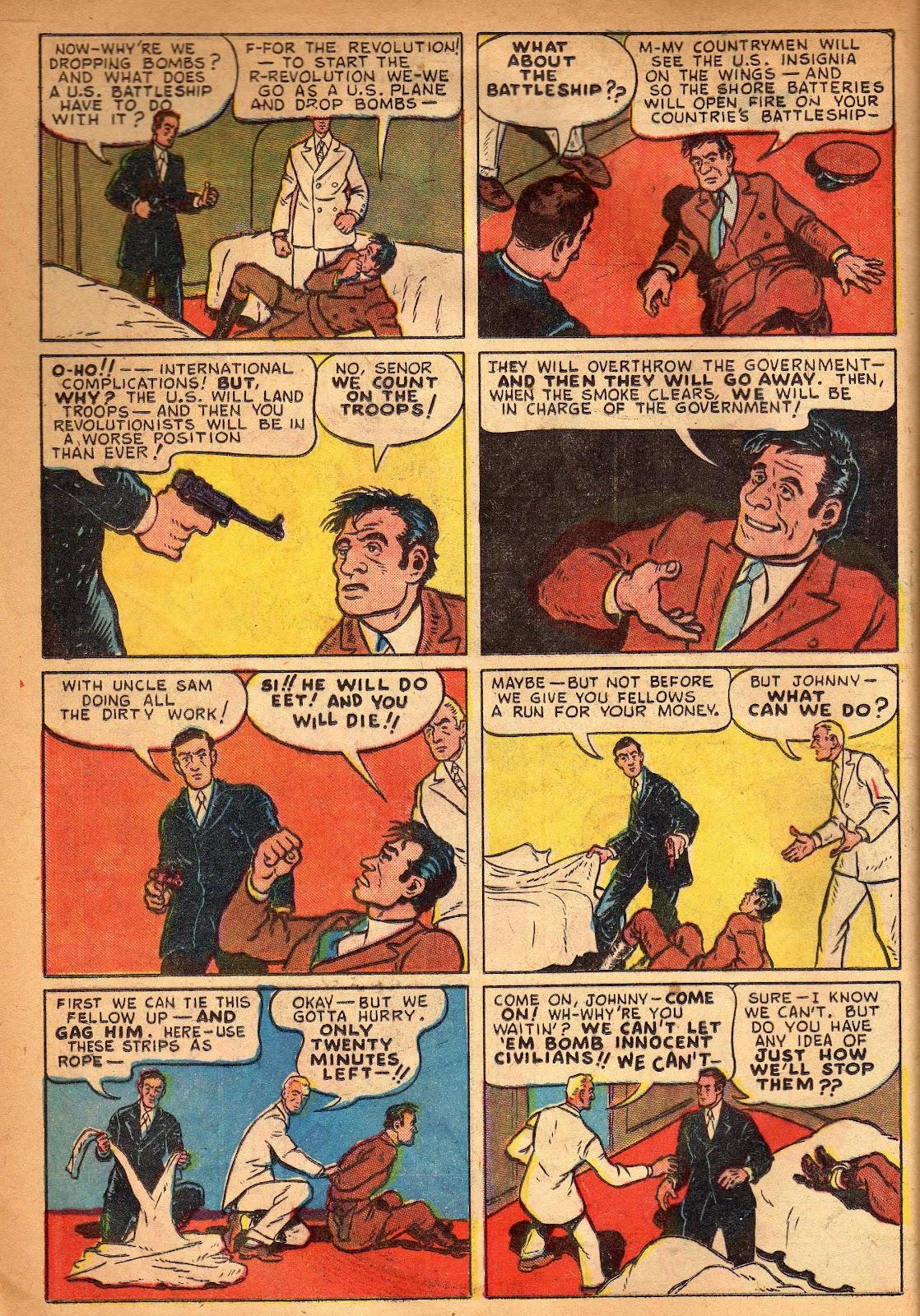 Bang-Up Comics issue 1 - Page 15