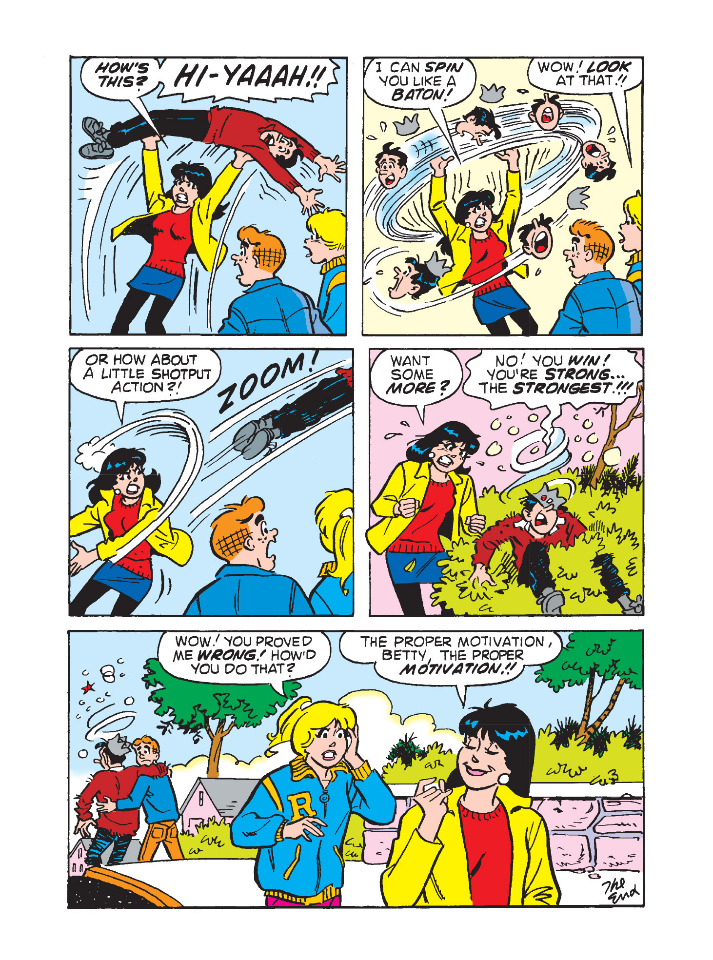 Read online Archie's Funhouse Double Digest comic -  Issue #3 - 28